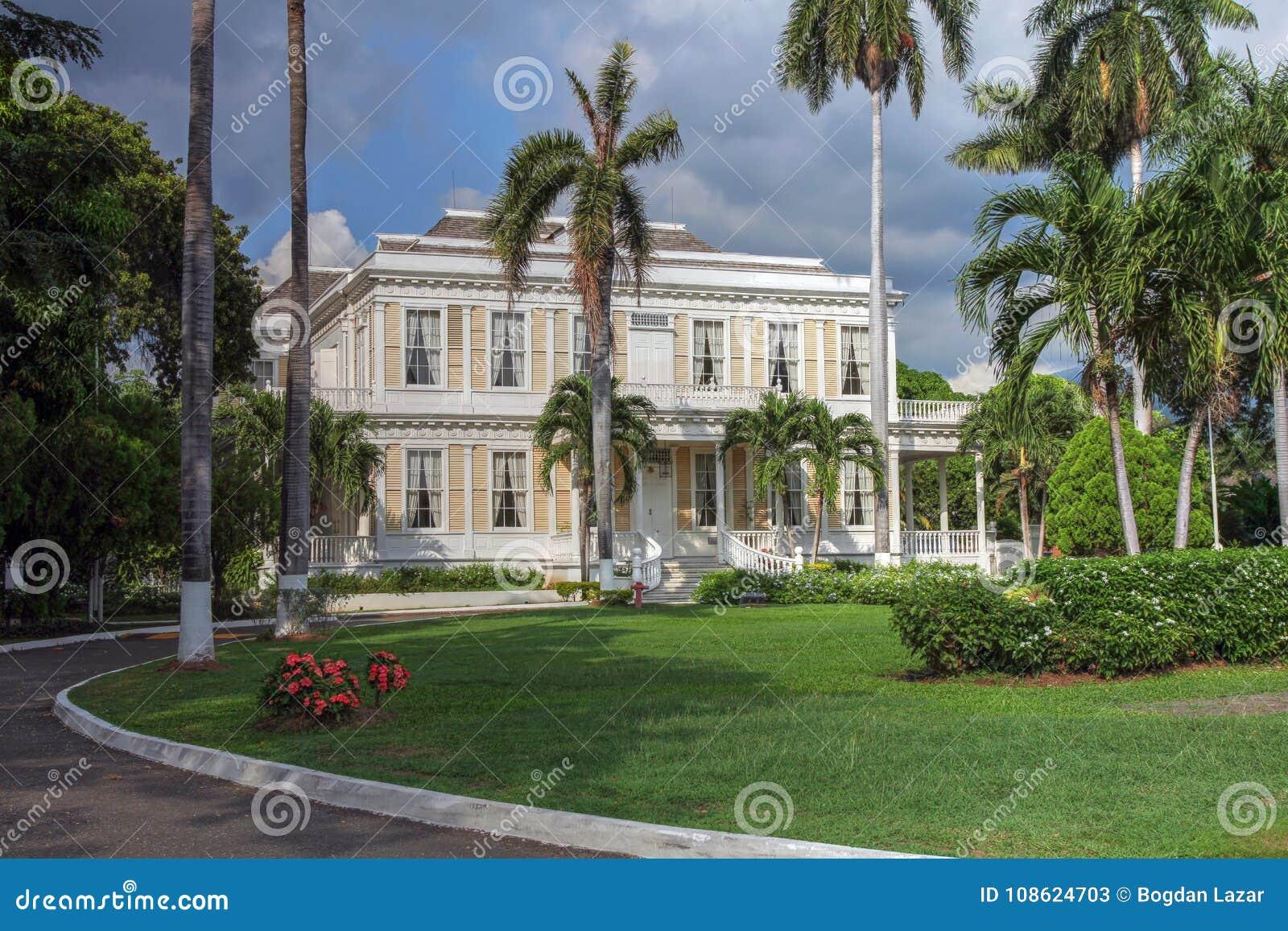 Devon House Kingston, Jamaica