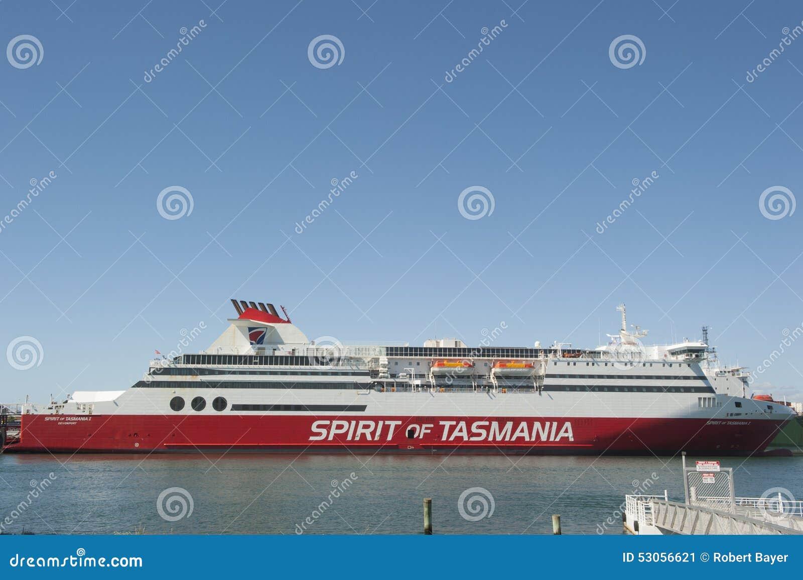 Devonport Australia  city photos : Devonport Australia: Ferry Spirit Of Tasmania Editorial Photo Image ...