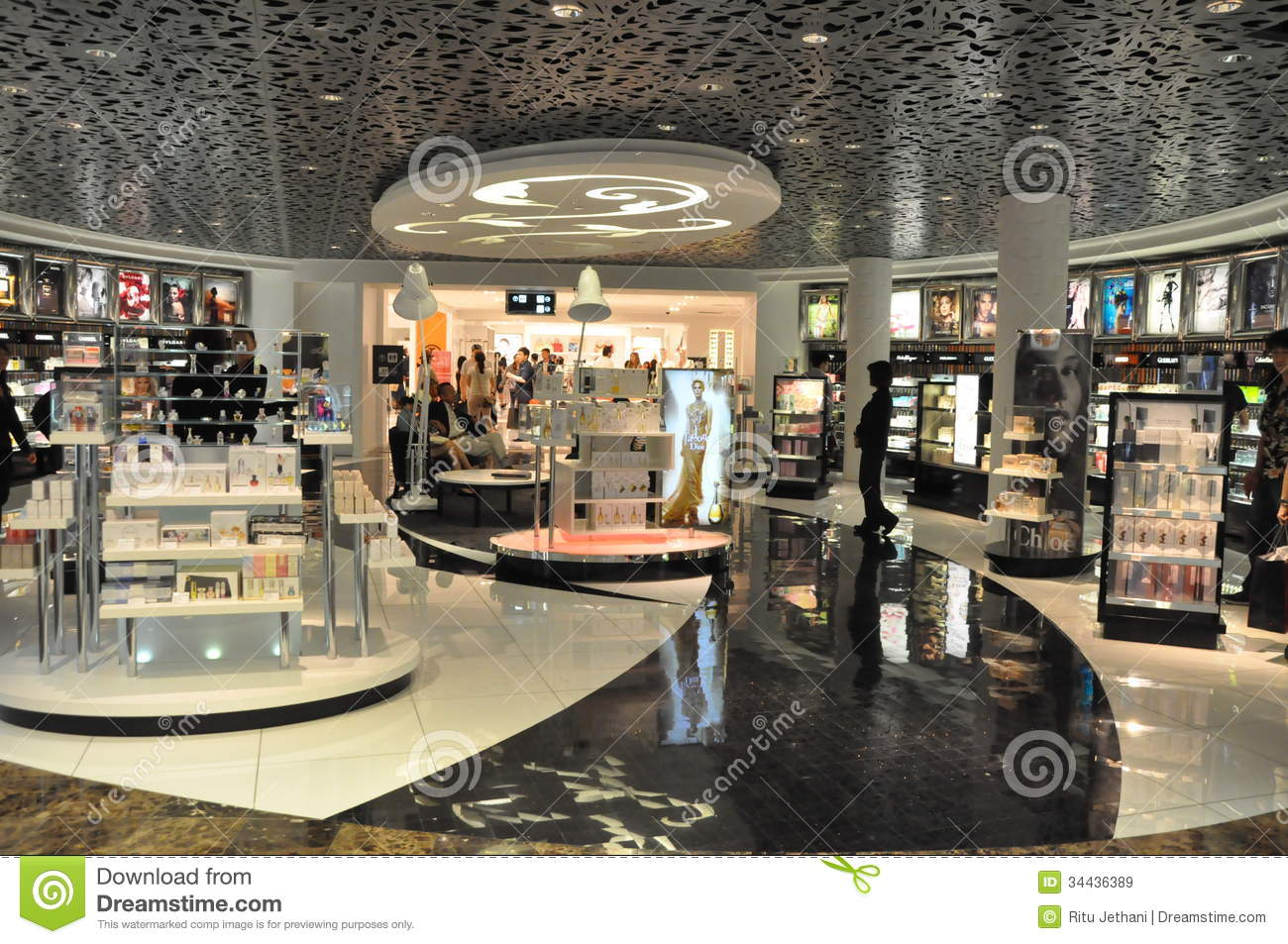 Royalty Free Stock Images Dfs Galleria Waikiki Oahu Hawaii Shopping Mall Multi Level Shopping Center Houses Famous Designer Brands Image34436389 on Famous Perfume Brands