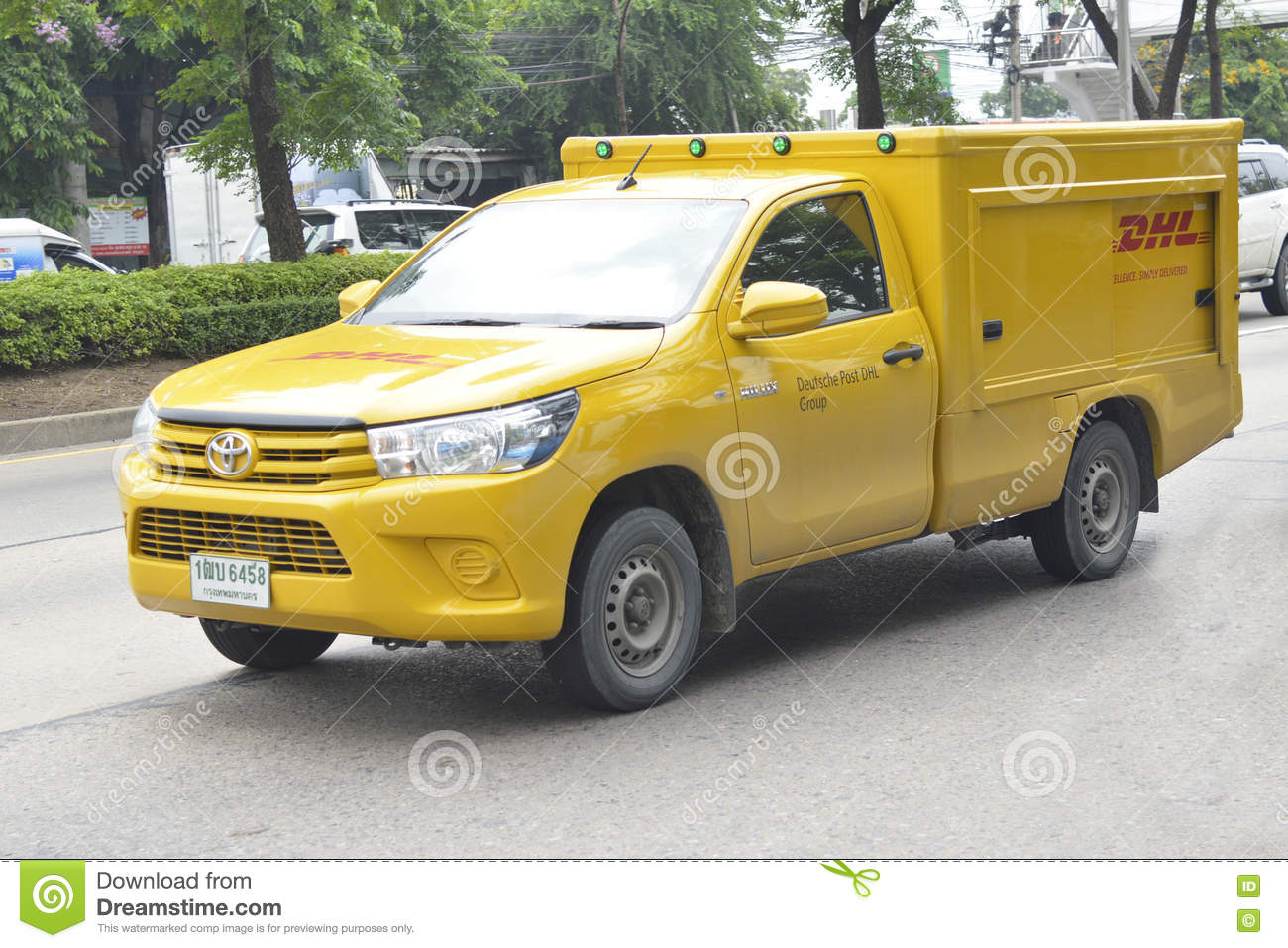 Dhl Pickup Locations >> Dhl Courier Delivery Service Editorial Image Image Of