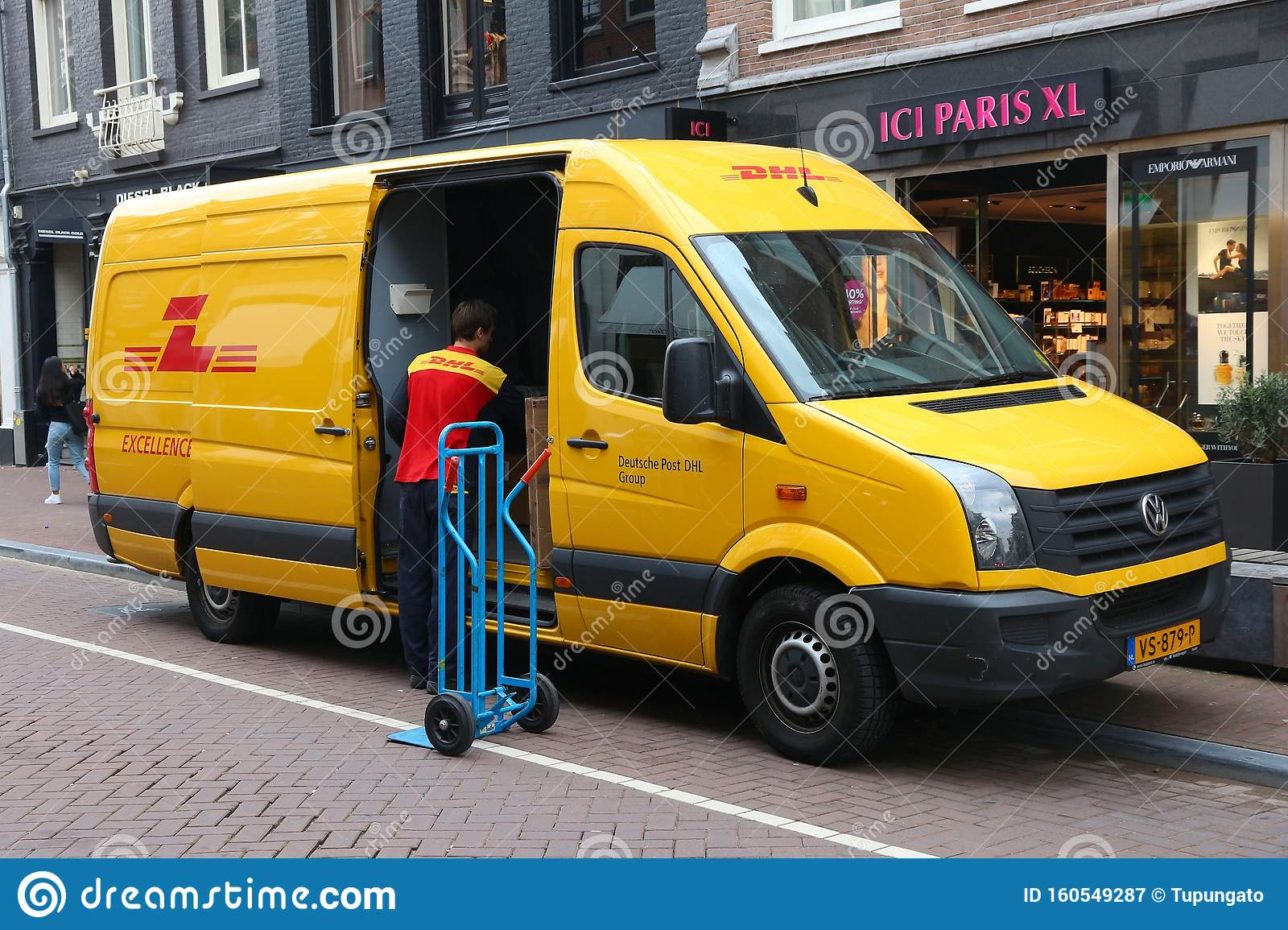 Dhl Wagen Tracking