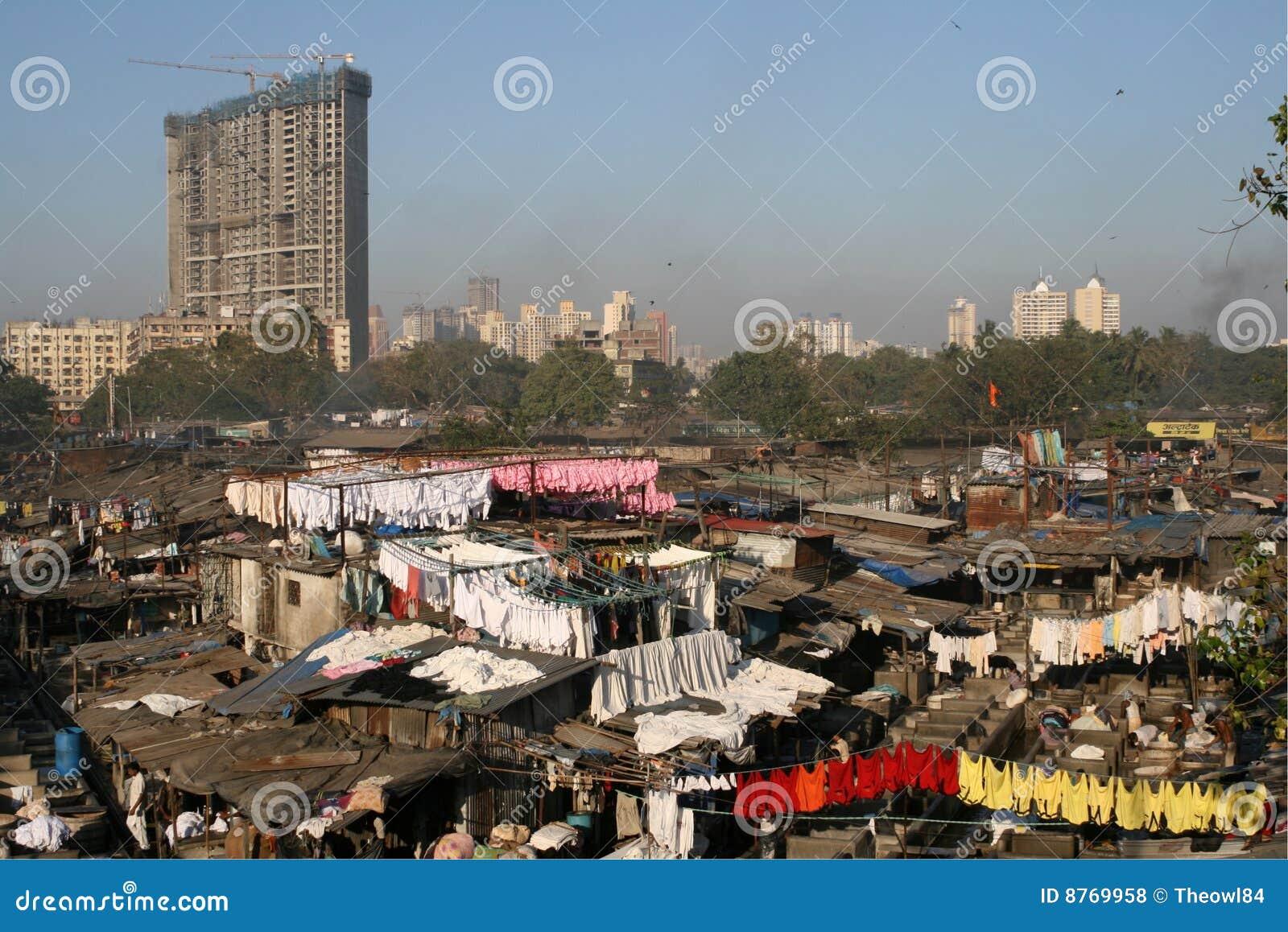 Dhobi Ghats, Mumbai