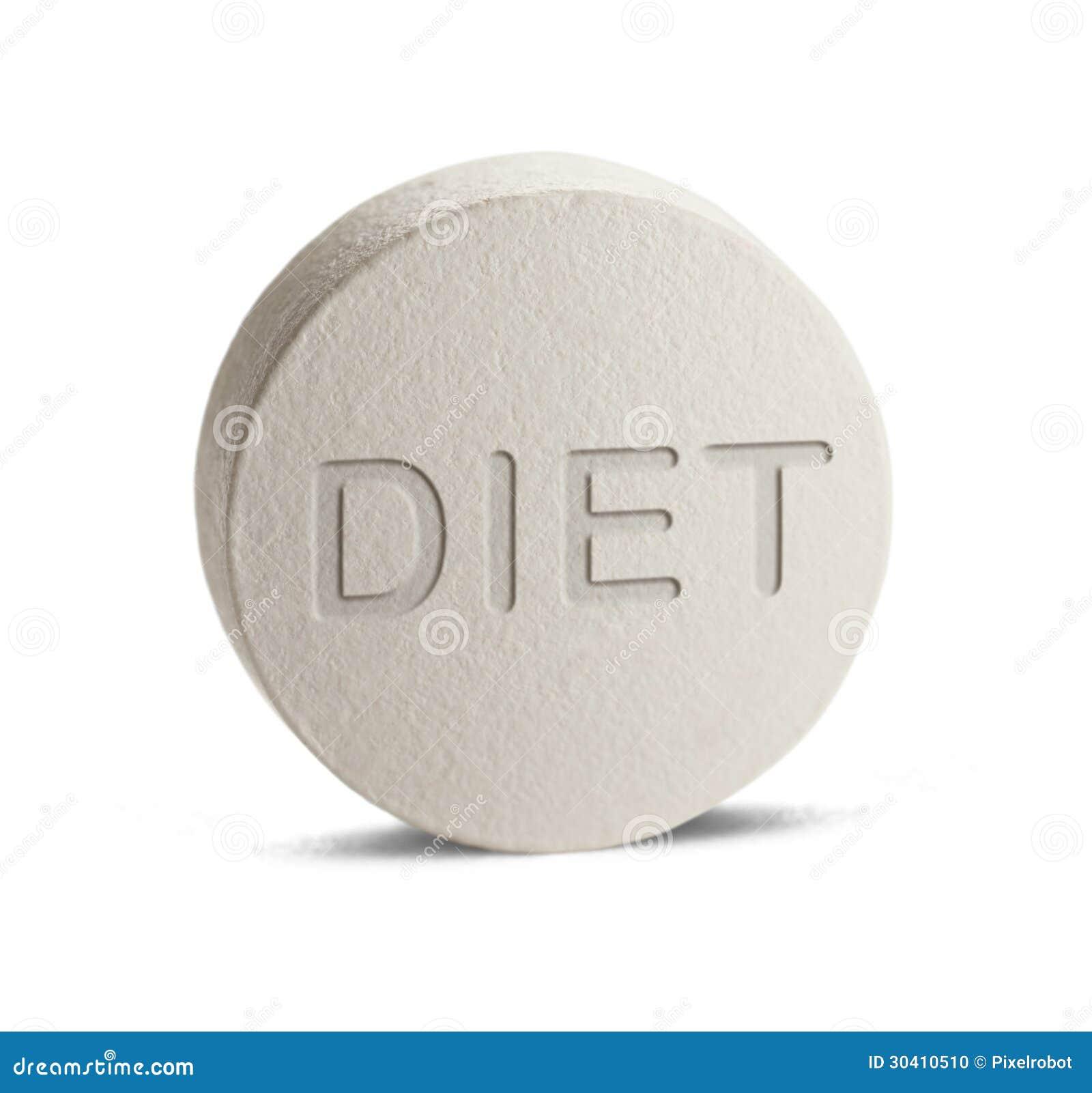 Diat Pille Stockfoto Bild Von Bewusst Kapsel Medikation 30410510