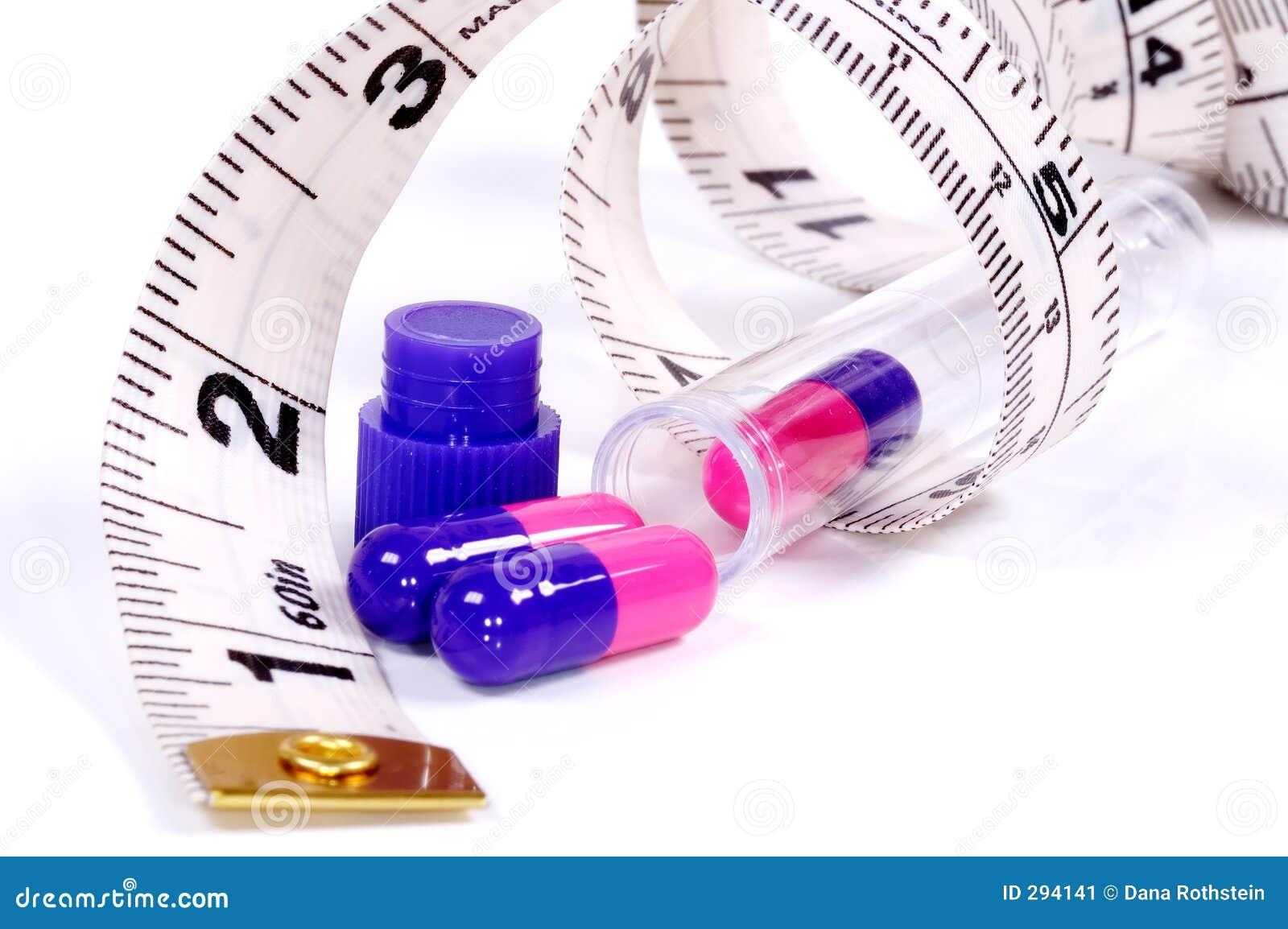 Diat Pillen Stockbild Bild Von Tabellierprogramm Neigung 294141
