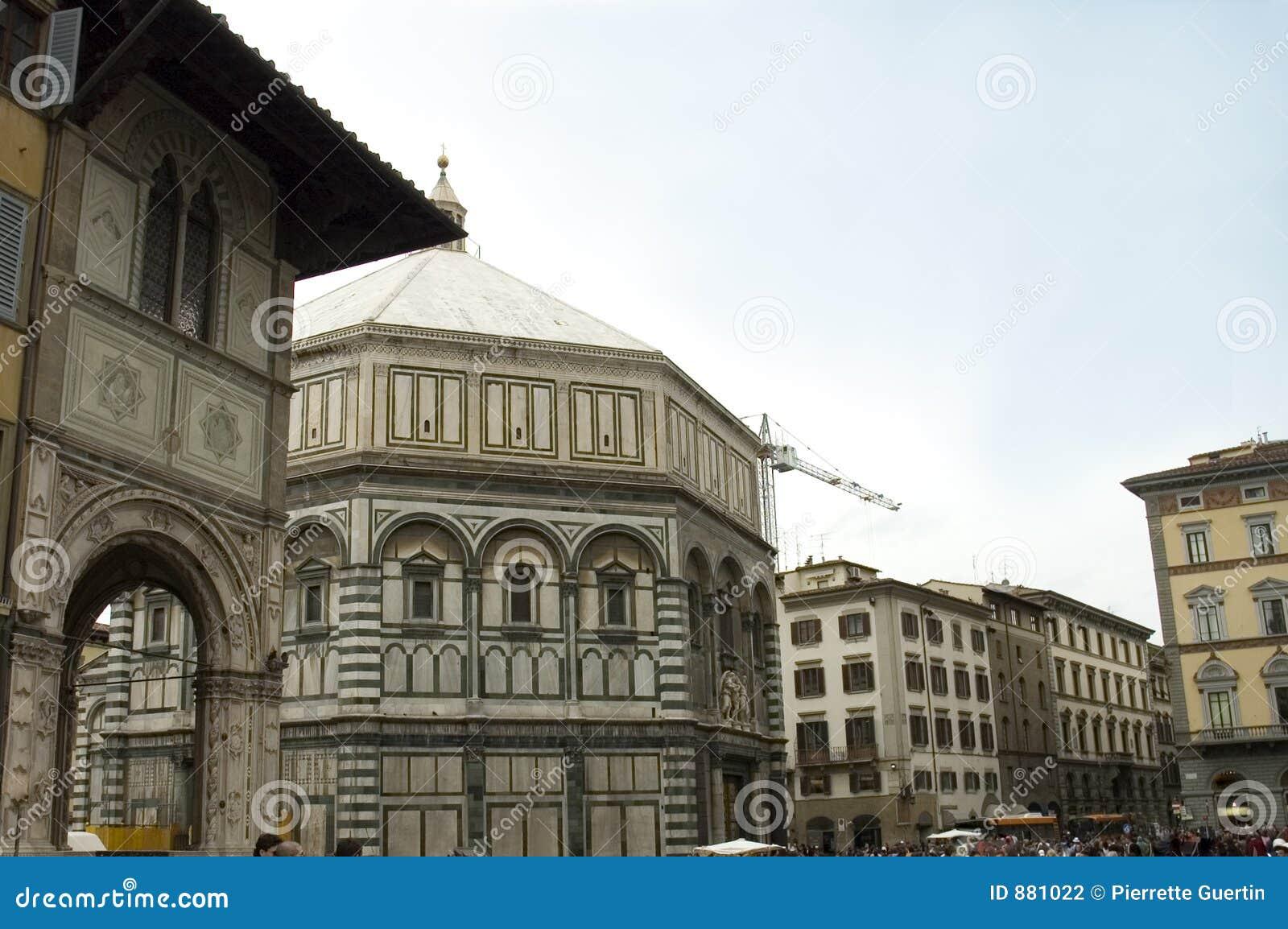 Di baptistery Florence Giovanni John San st.