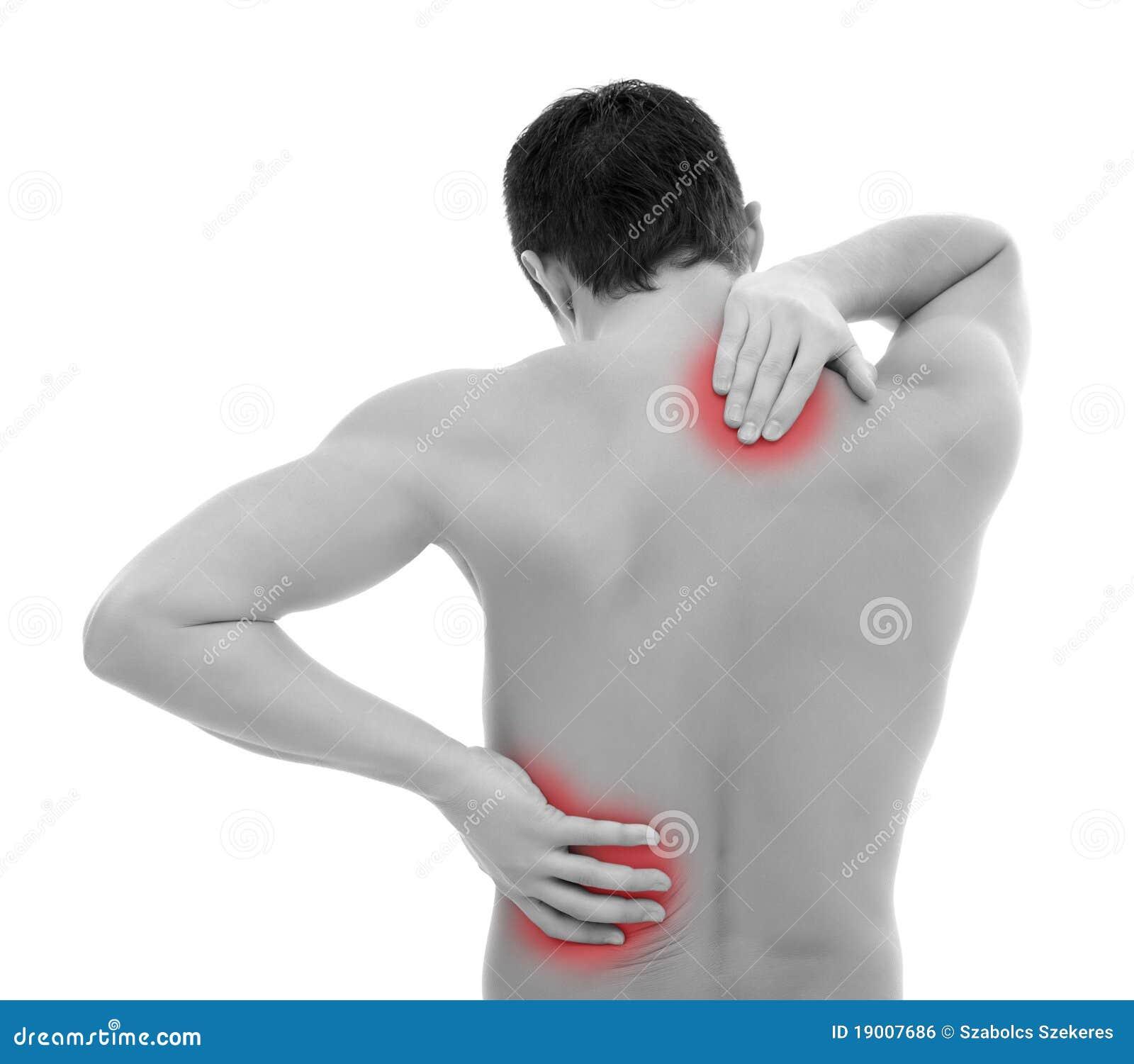 Di dolore parte posteriore dentro