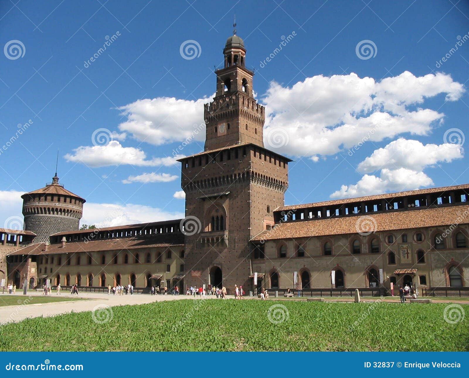 Di Milaan van Castello