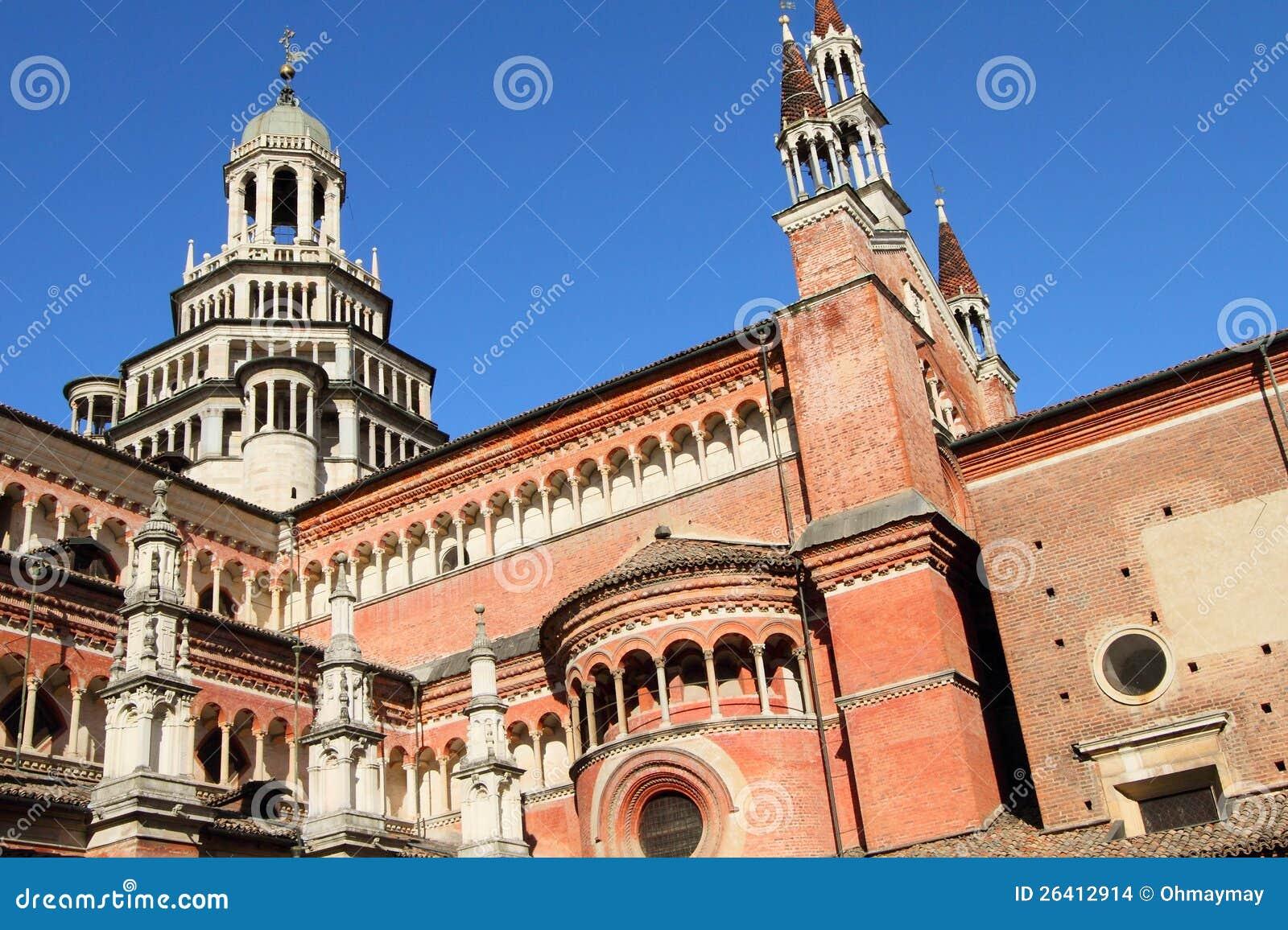 Di Pavia Certosa Италии