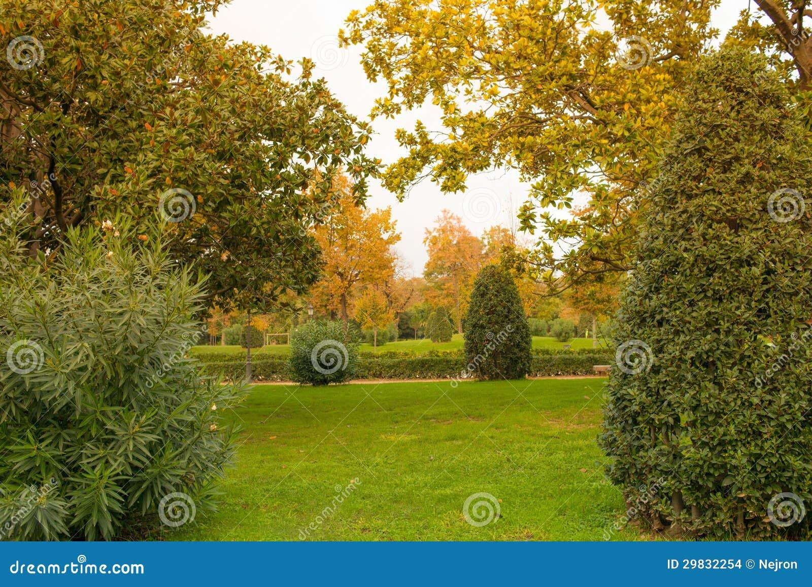 Parque bonito