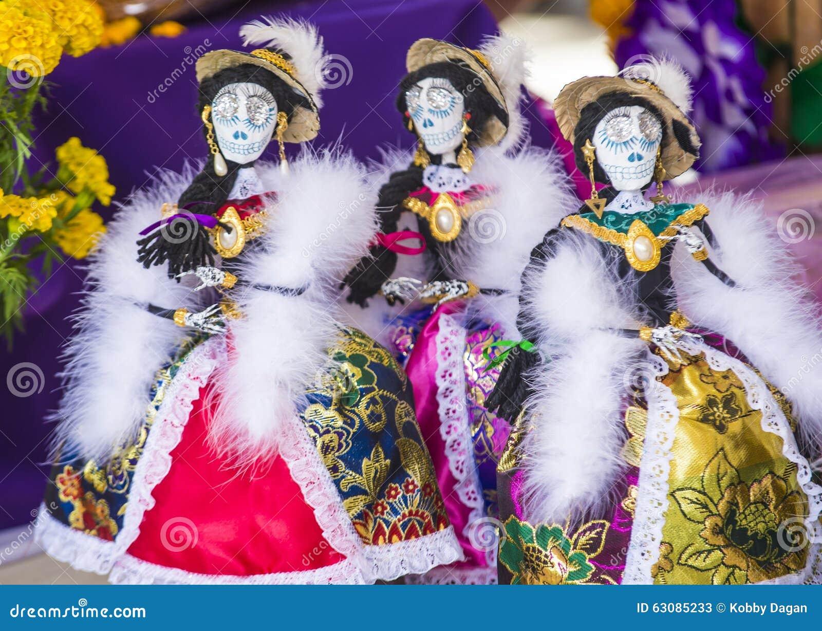 Download Dia de Los Muertos photo stock éditorial. Image du mort - 63085233