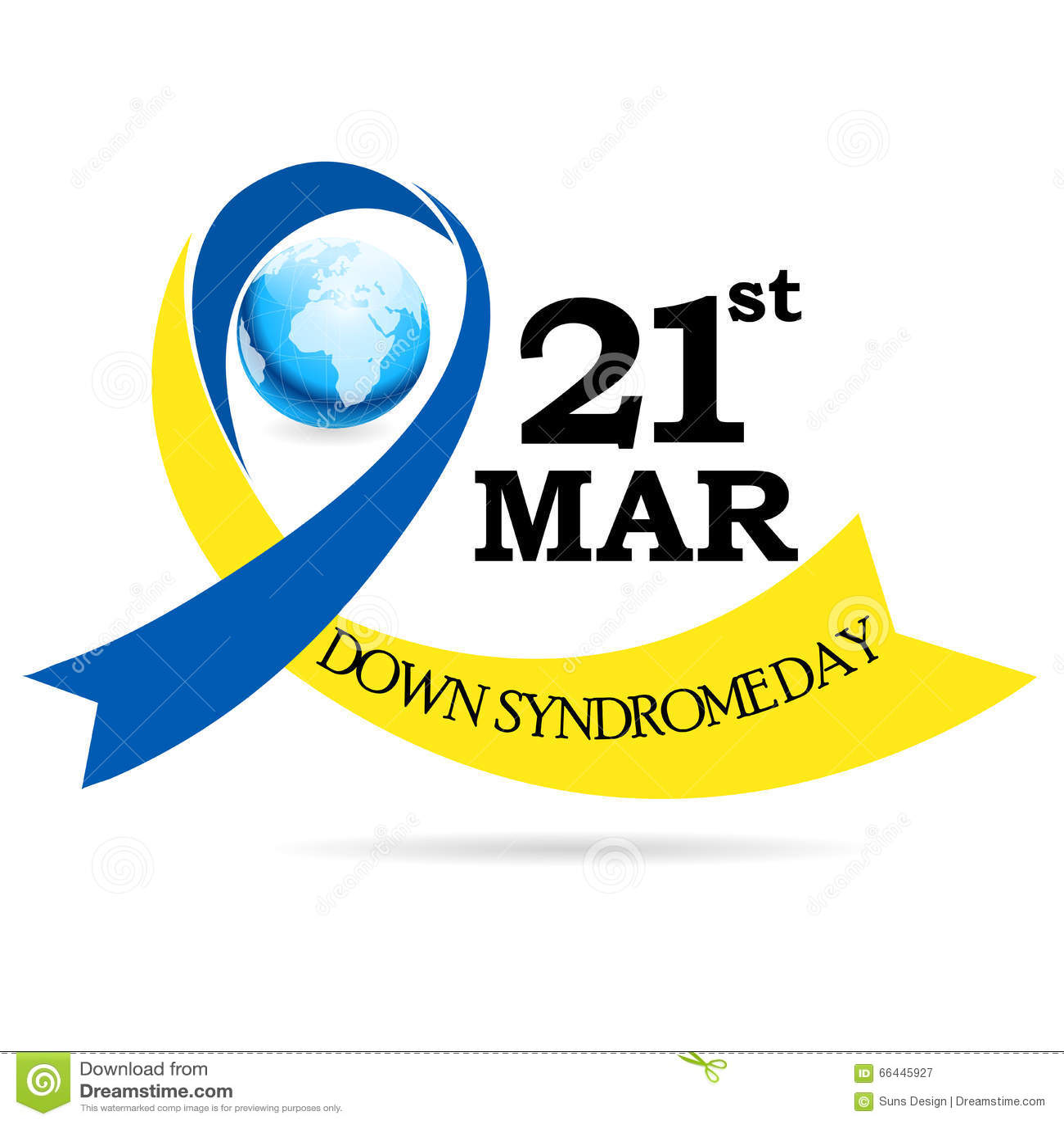 Dia de Síndrome de Down do mundo