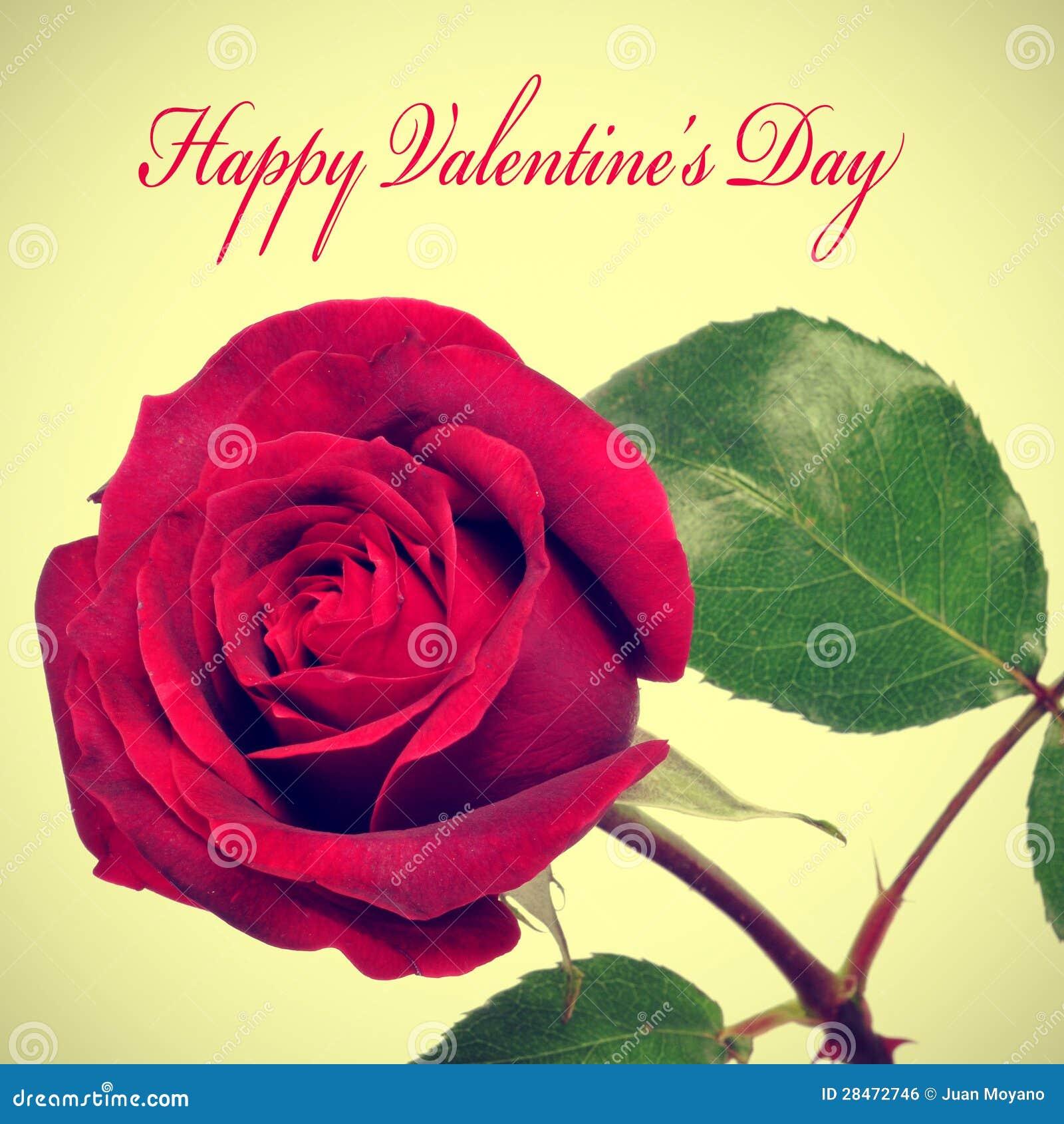 Dia de Valentim feliz