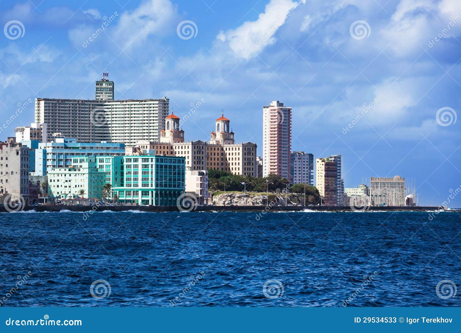 Dia ensolarado em Havana