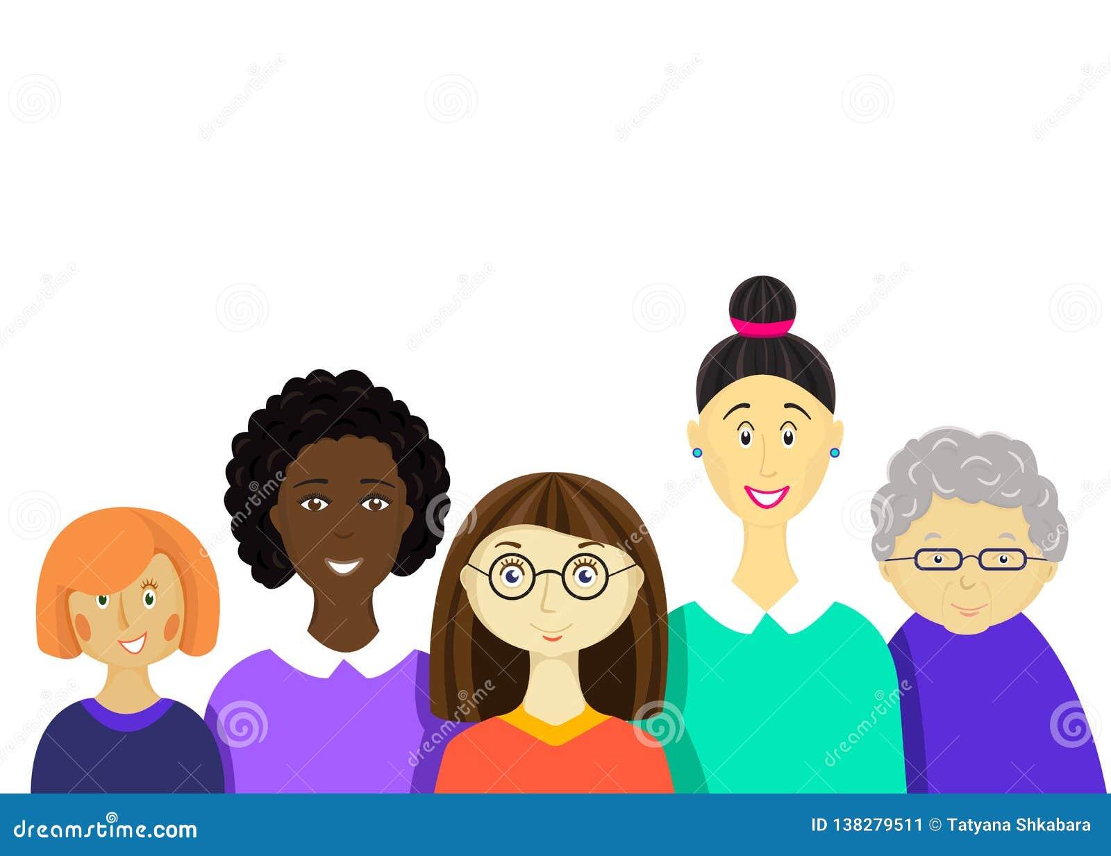 Dia internacional do ` s das mulheres
