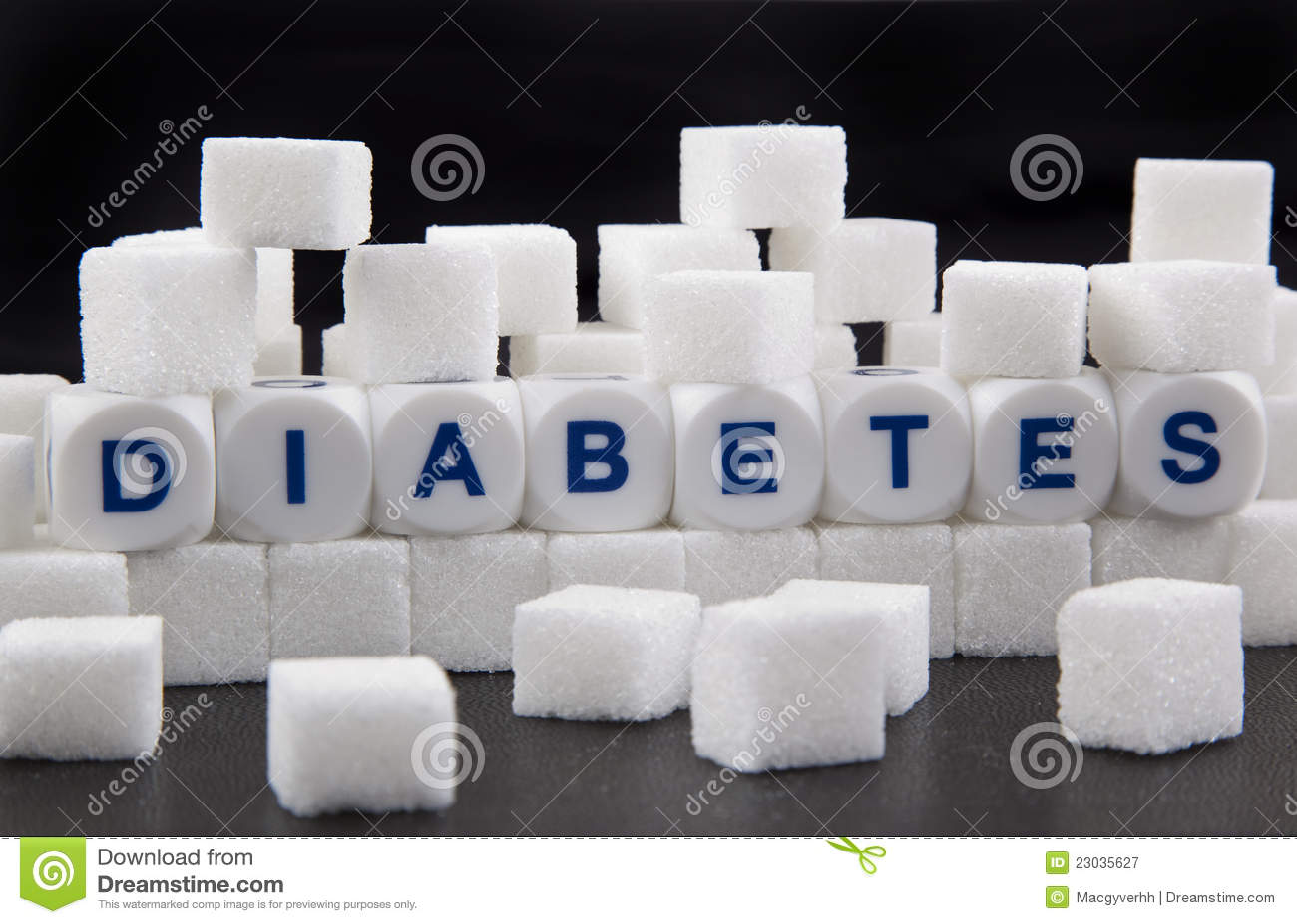 Diabetes Royalty Free Stock Photography Image 23035627