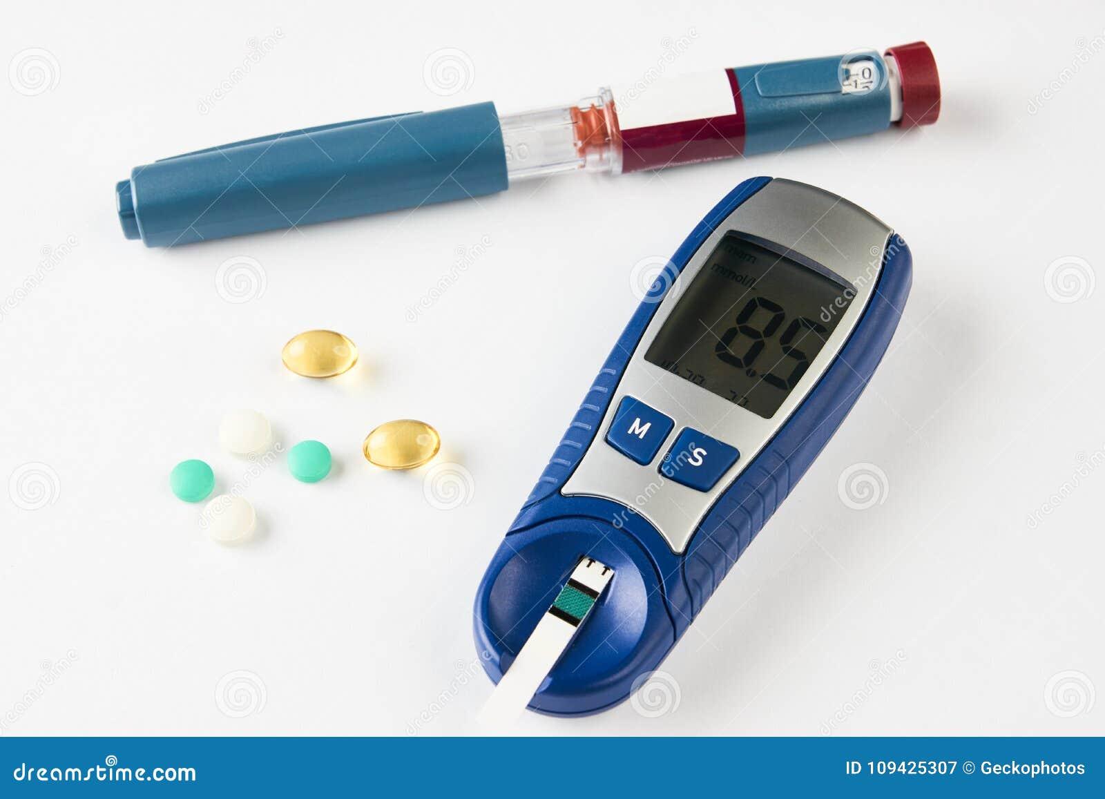 prueba de azúcar en la sangre para la diabetes