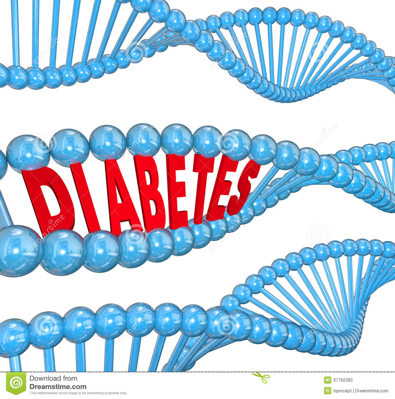 Can diabetes be a hereditary illness