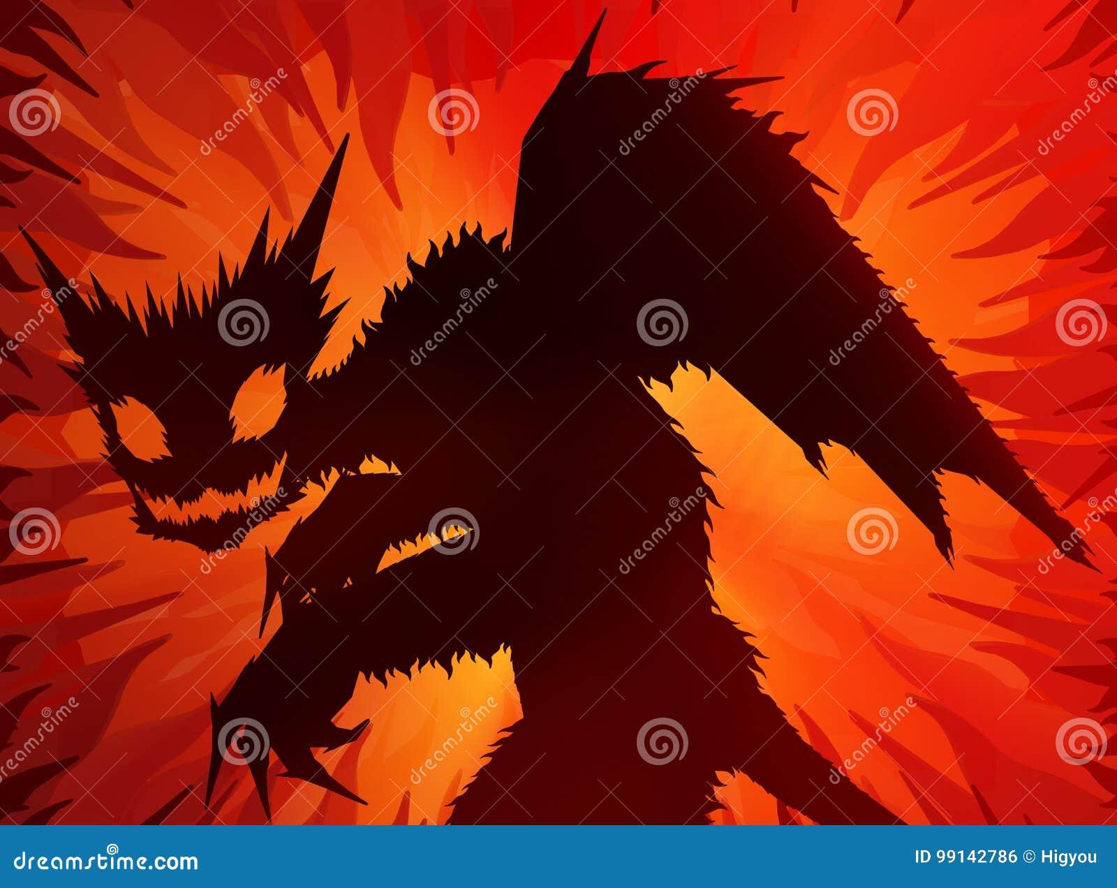 Diablo del infierno