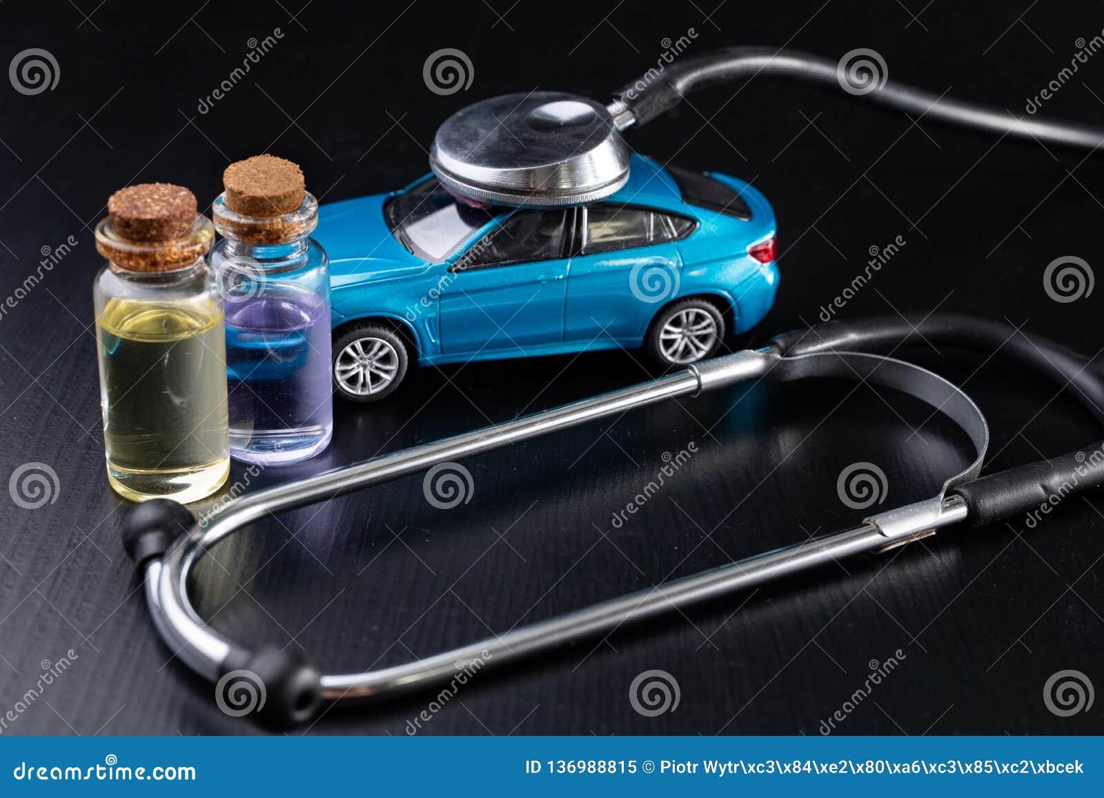 Diagnos av en passagerarebil Reparation och felsöka i bilseminarier