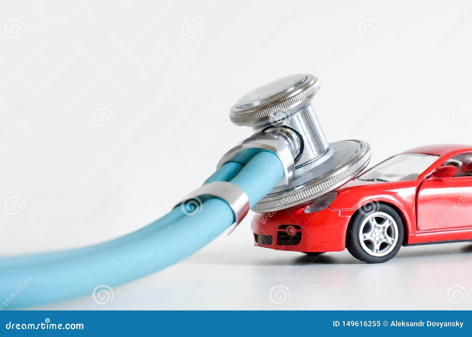 Car Repair And Maintenance >> Diagnostics And Car Repair Stethoscope Inspection Repair
