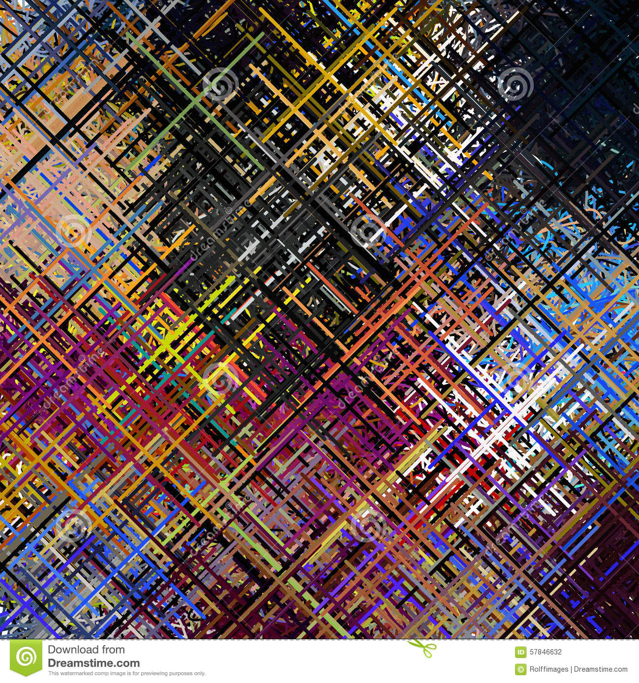 Diagonal Line In Art : Diagonal lines art abstract stock illustration image