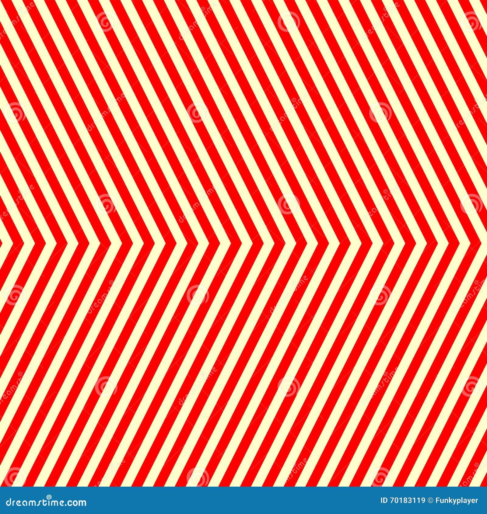Diagonal randig röd vit modell Raka linjer texturbakgrund för abstrakt repetition