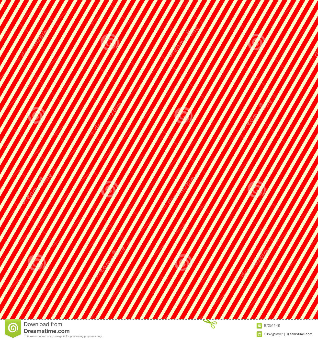 Diagonal Striped Red White Pattern. Abstract Repeat ...
