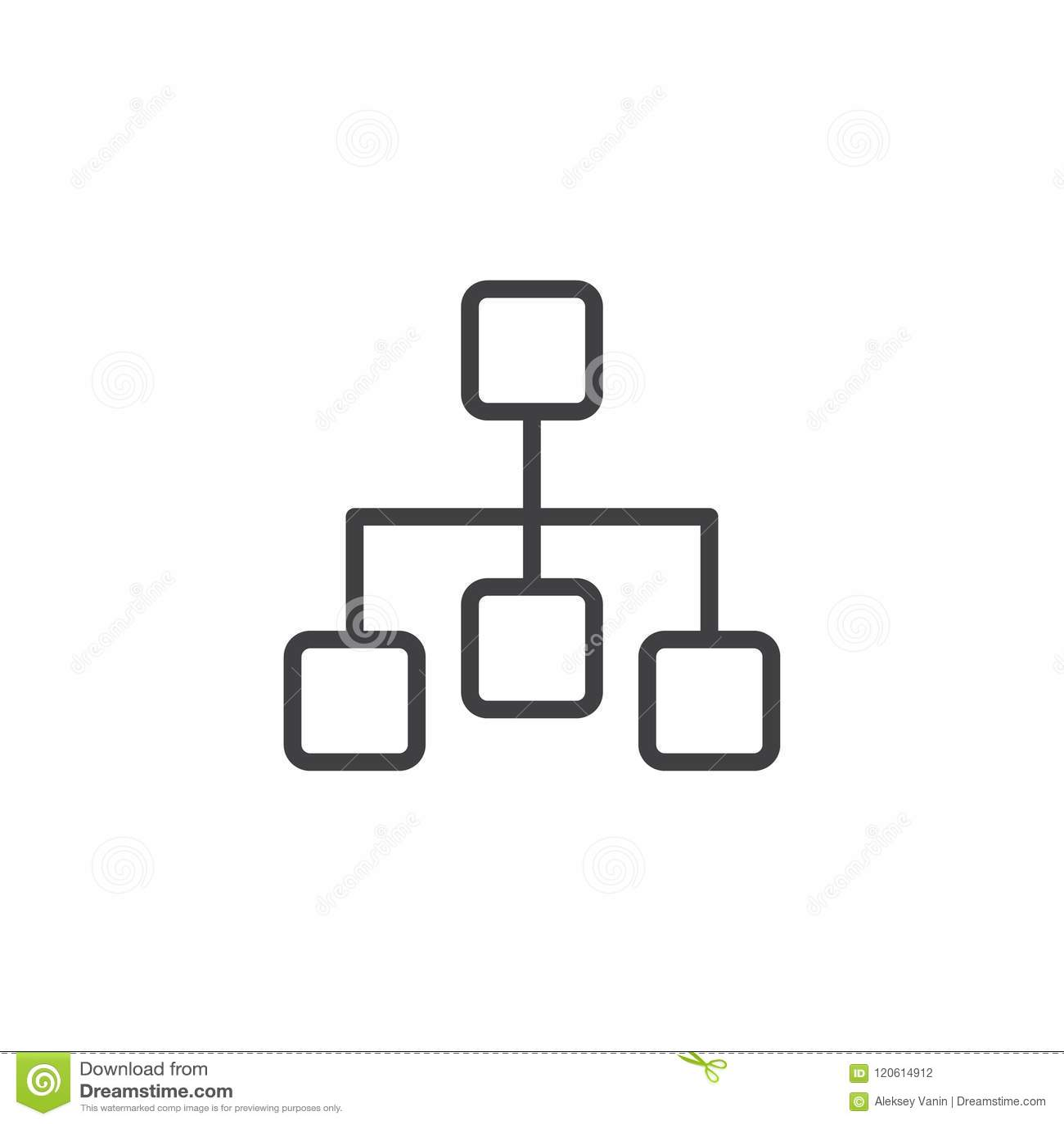 Diagramöversiktssymbol