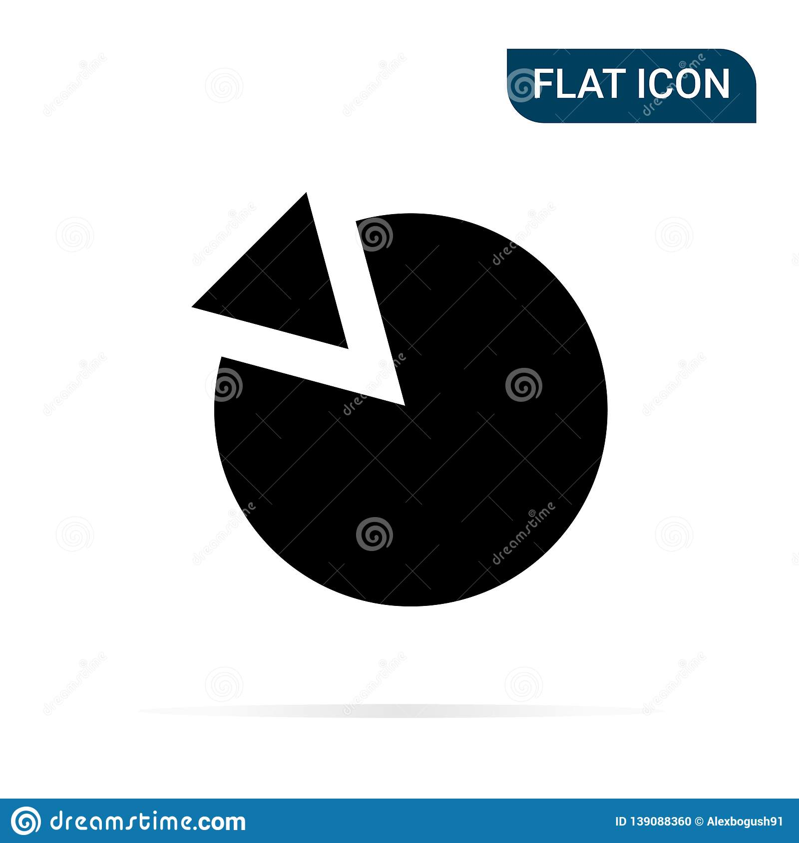 Diagram Icon Stock Vector  Illustration Of Connection