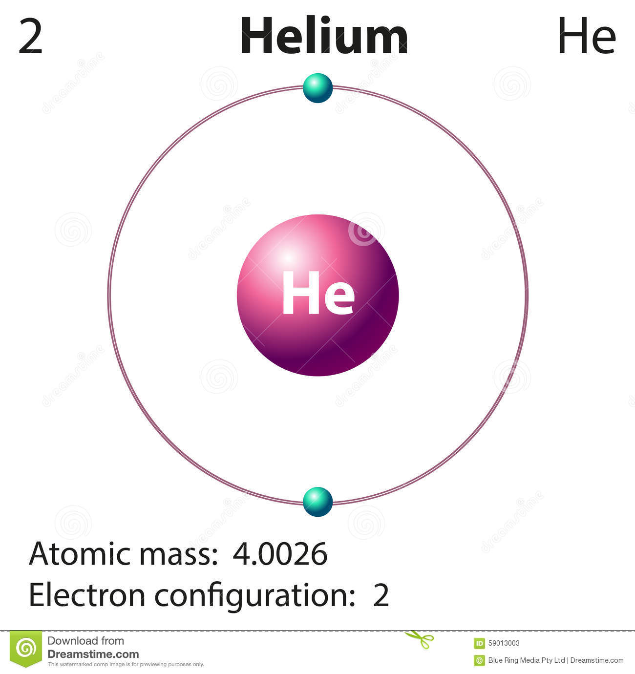 electron dot diagram helium - photo #29