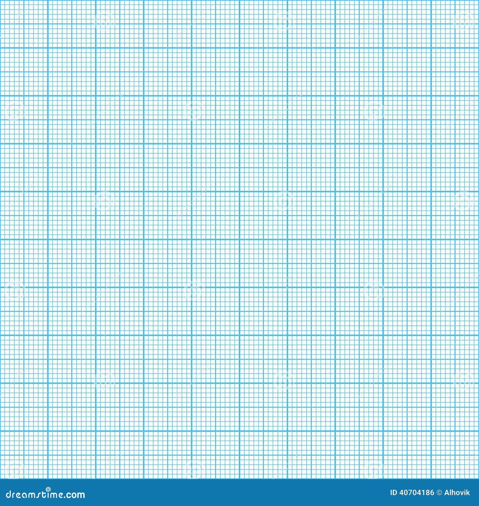 diagramm  millimeterpapier vektor abbildung  illustration