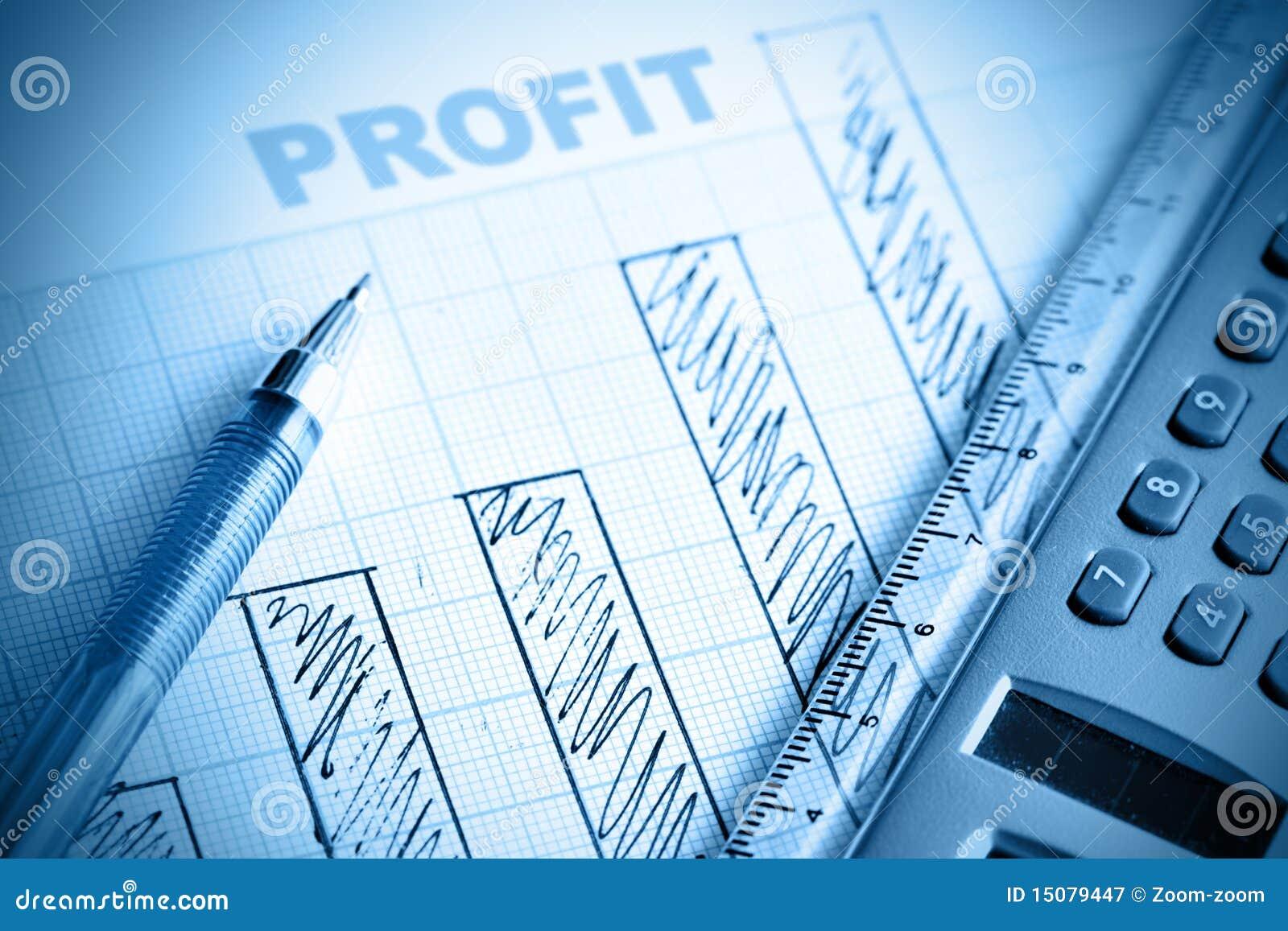 Diagramma a colonna di profitto