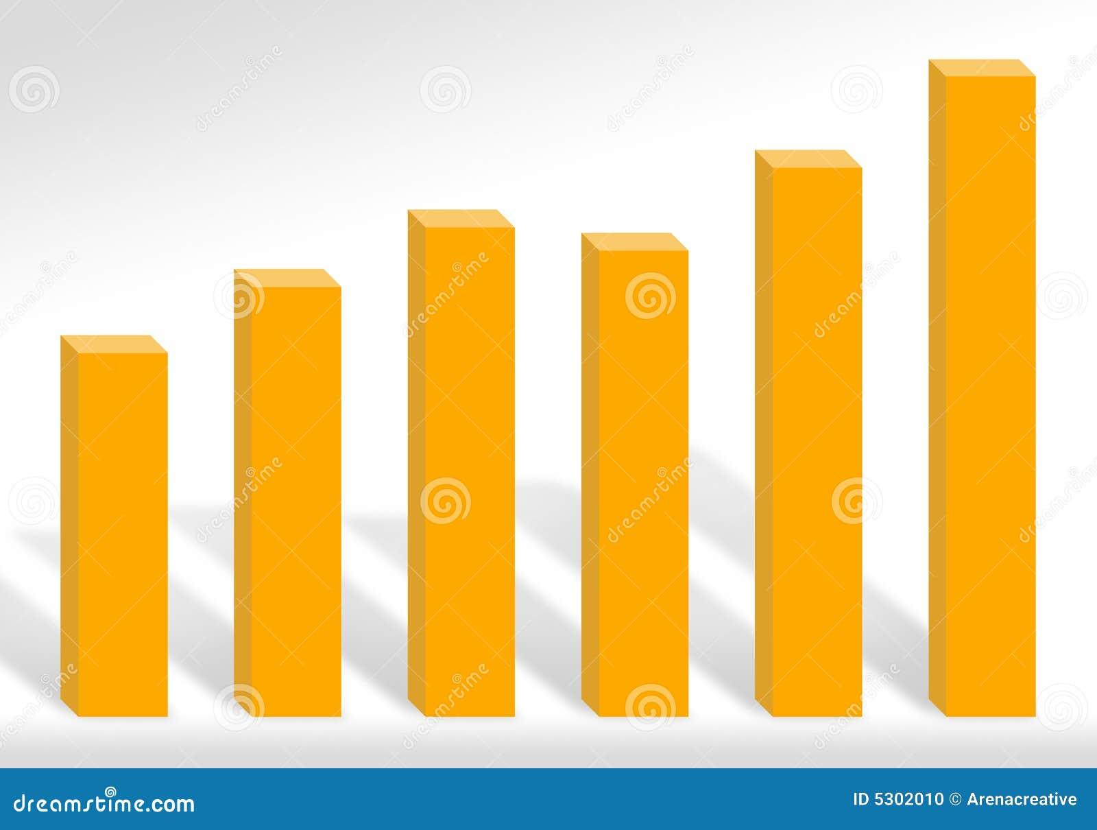 Download Diagramma di profitto illustrazione di stock. Illustrazione di migliori - 5302010