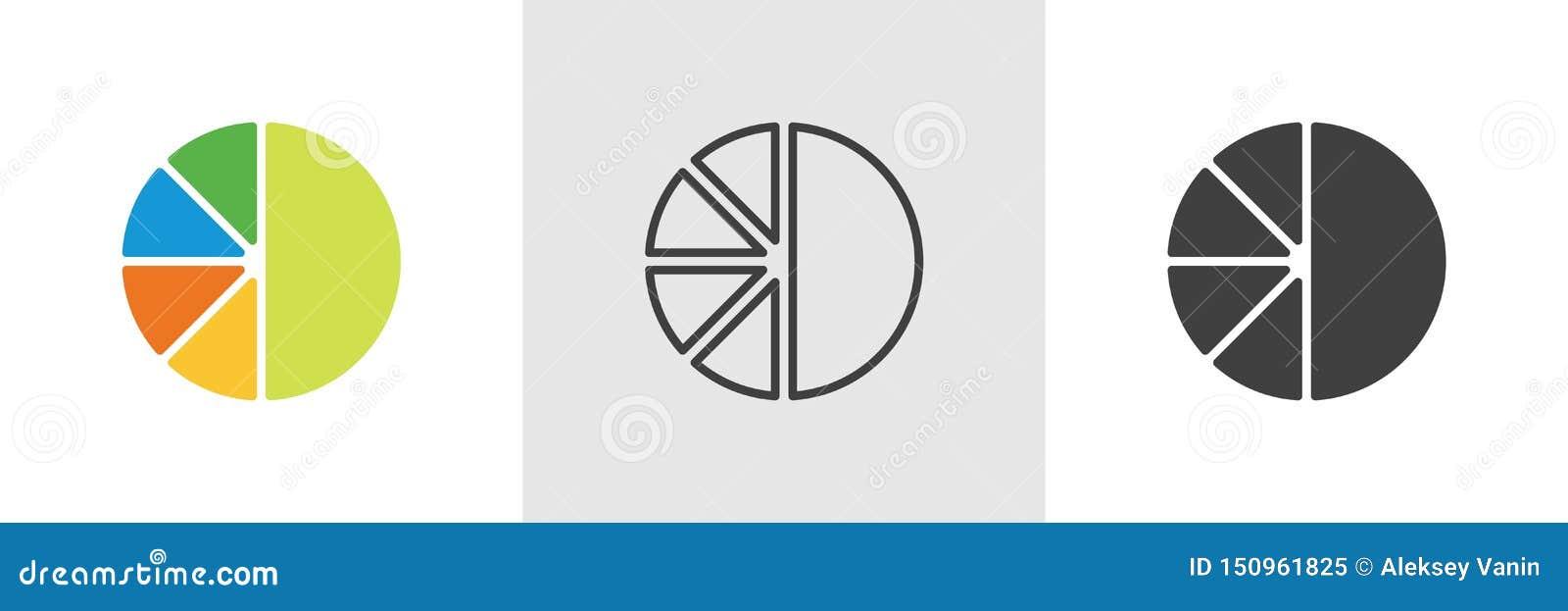 Diagrampaj, diagramsymbol