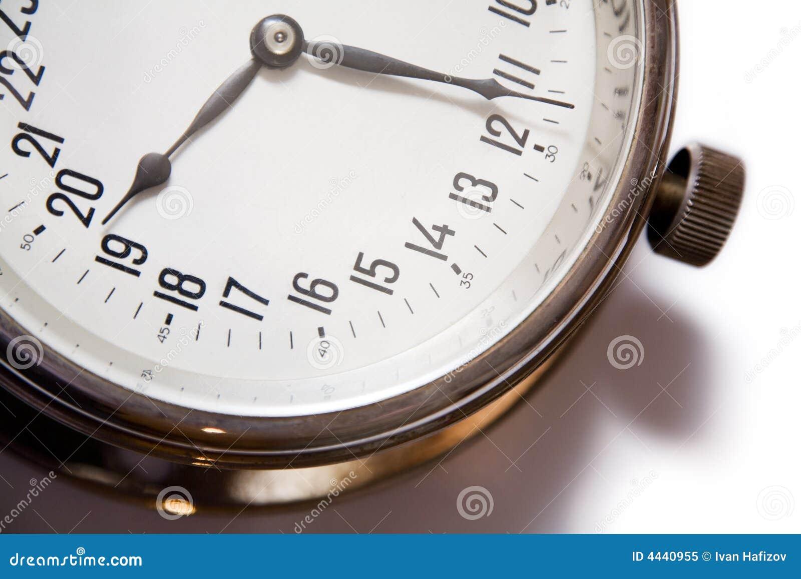 Dial de reloj