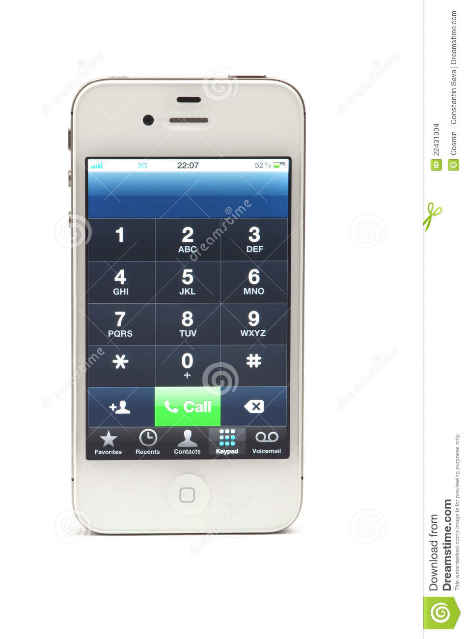 Apple Iphone Contact Phone Number