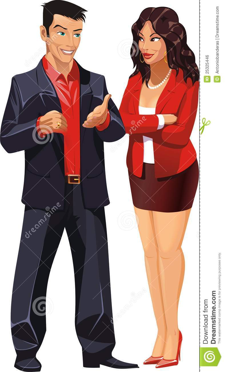 the dialogue between two people royalty free stock image clipart walking clipart walking