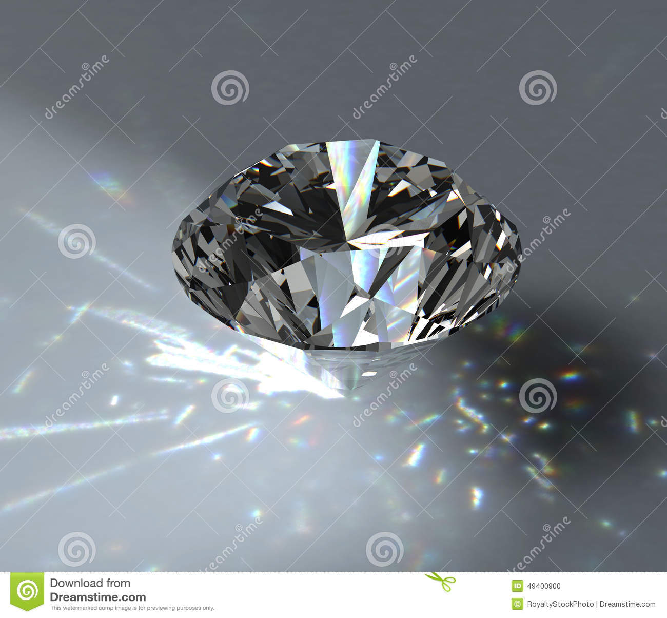 Download Diamant stock abbildung. Illustration von kristall, edelstein - 49400900