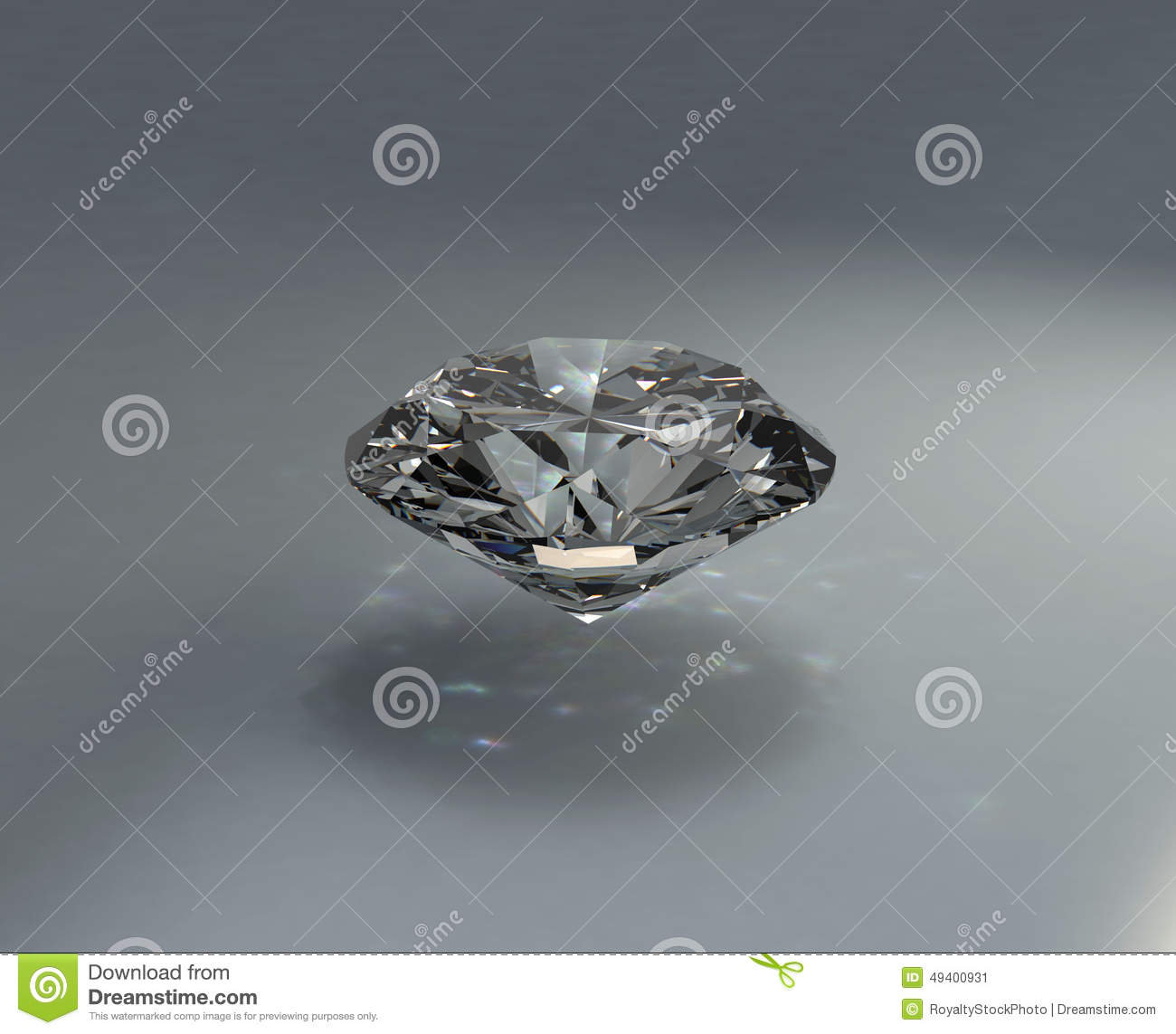 Download Diamant stock abbildung. Illustration von abbildung, clear - 49400931