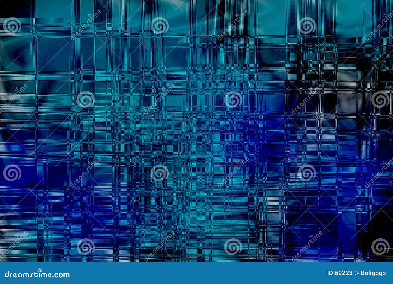 Diamant-Blau