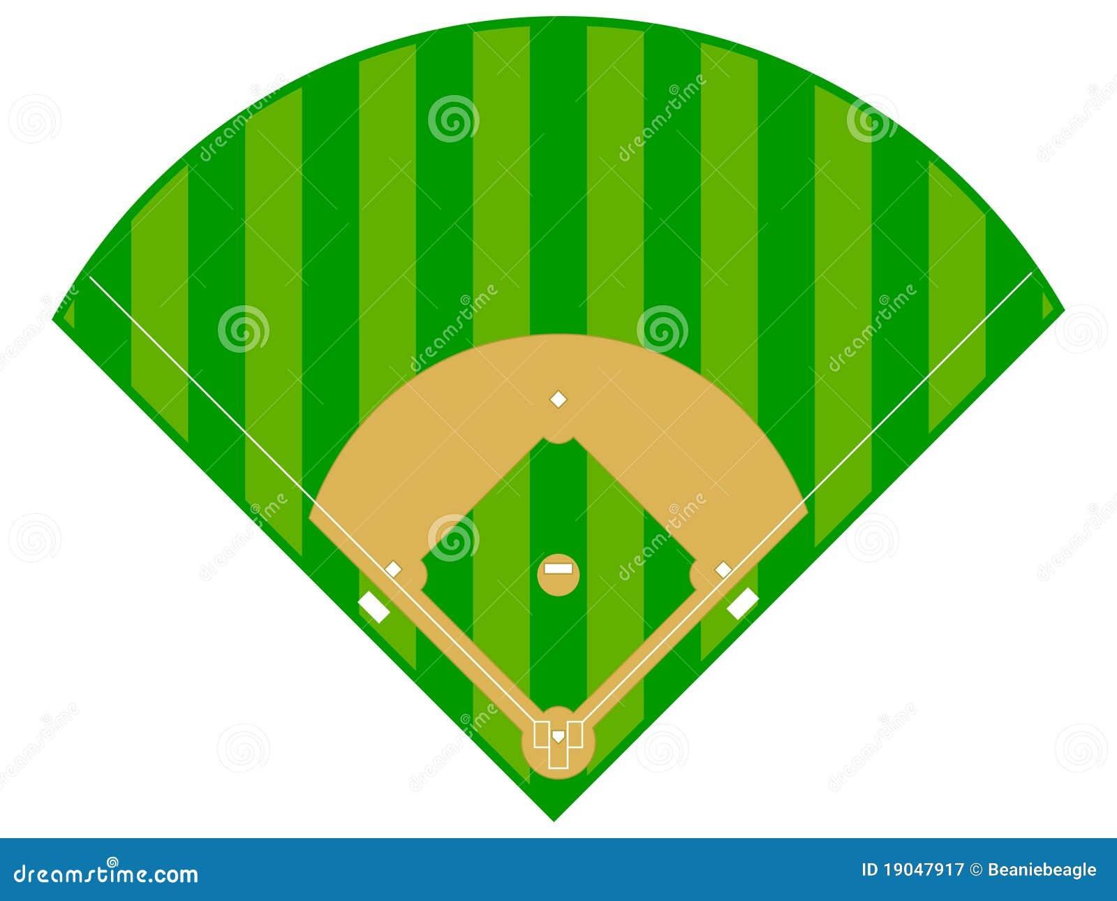 Diamant de base-ball