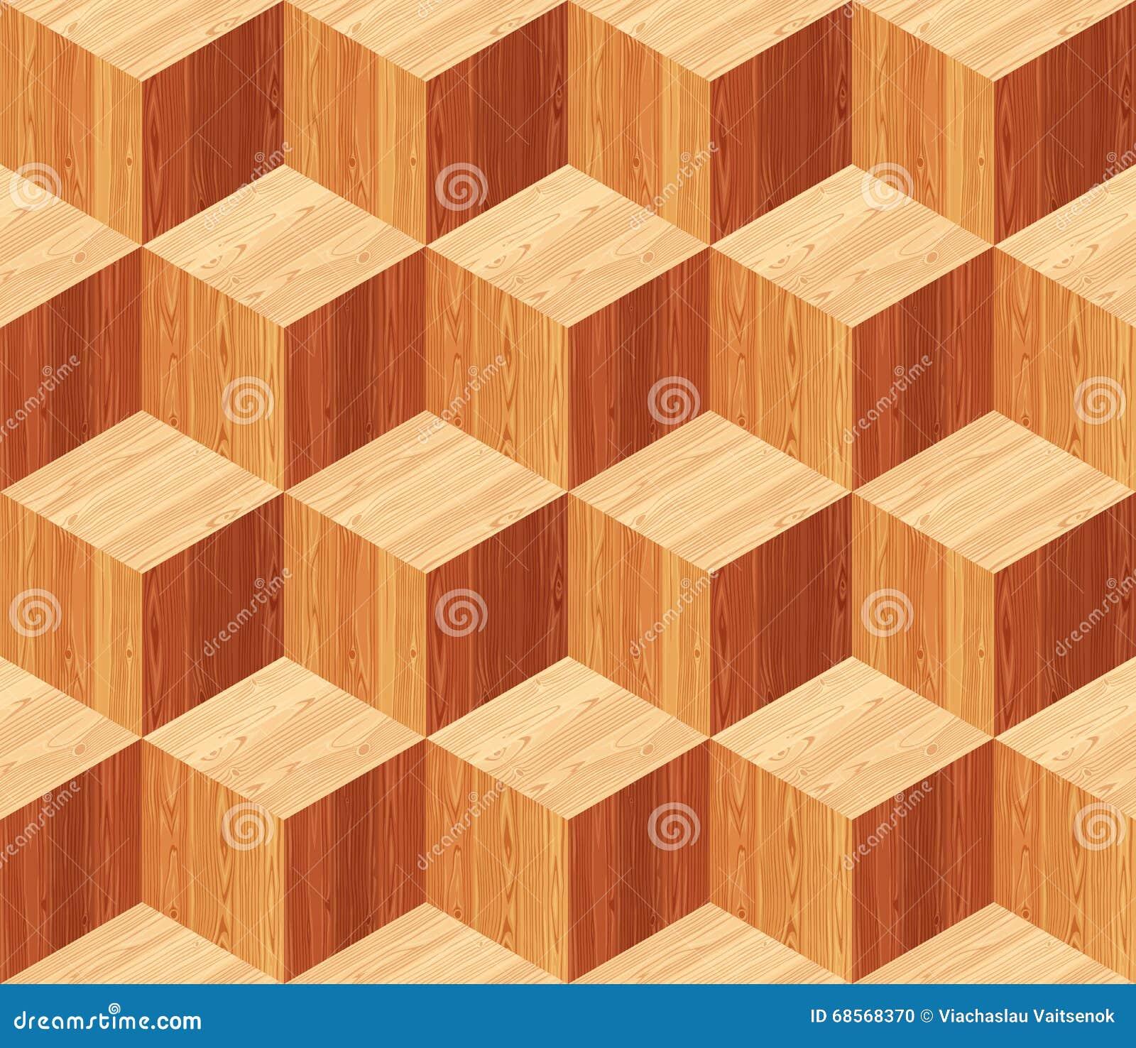 Parkett muster  Diamant-Parkett-nahtloses Boden-Muster Vektor Abbildung - Bild ...