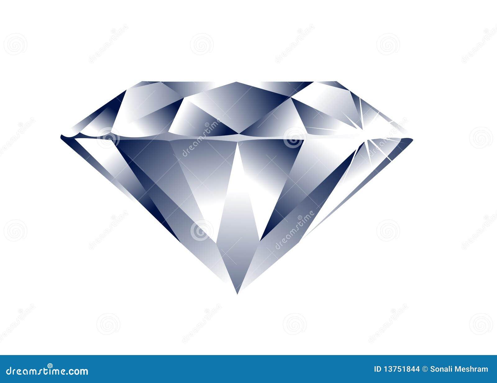 Diamante Imagens De Stock Imagem 13751844