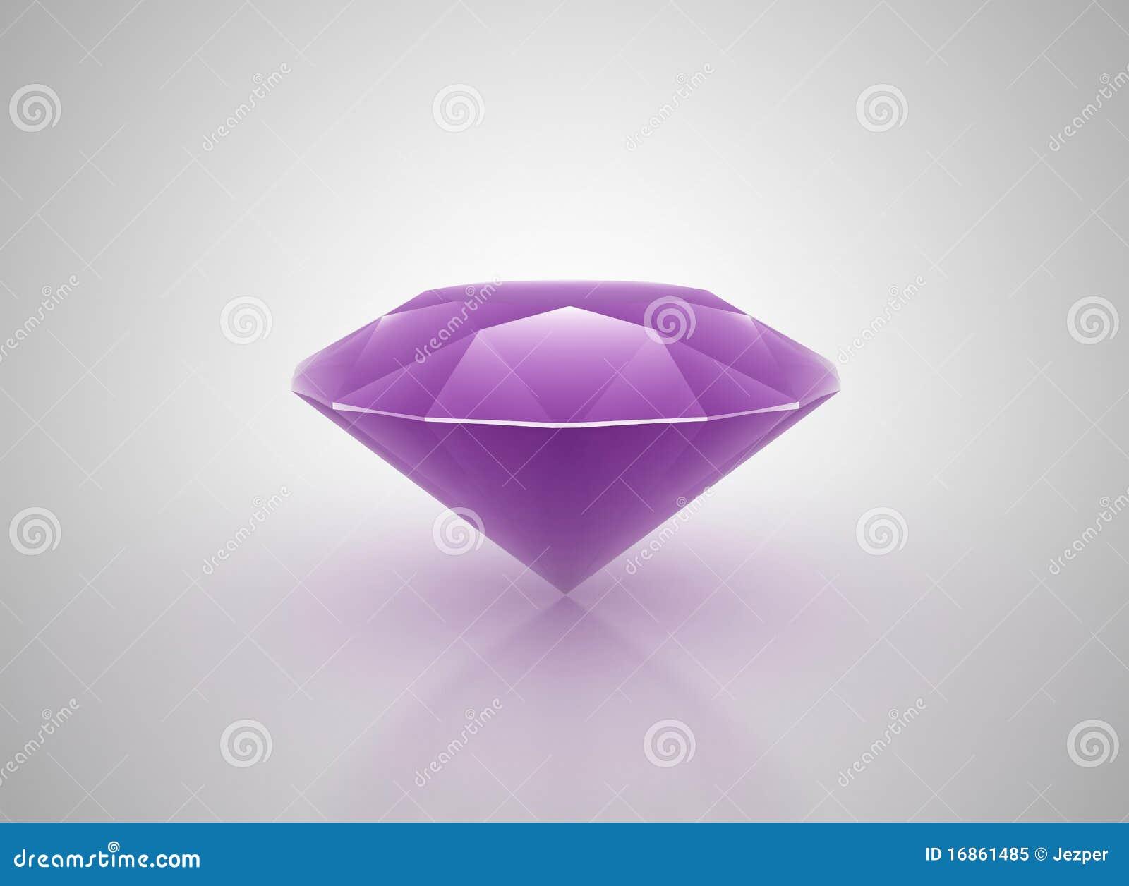 Diamante cor-de-rosa