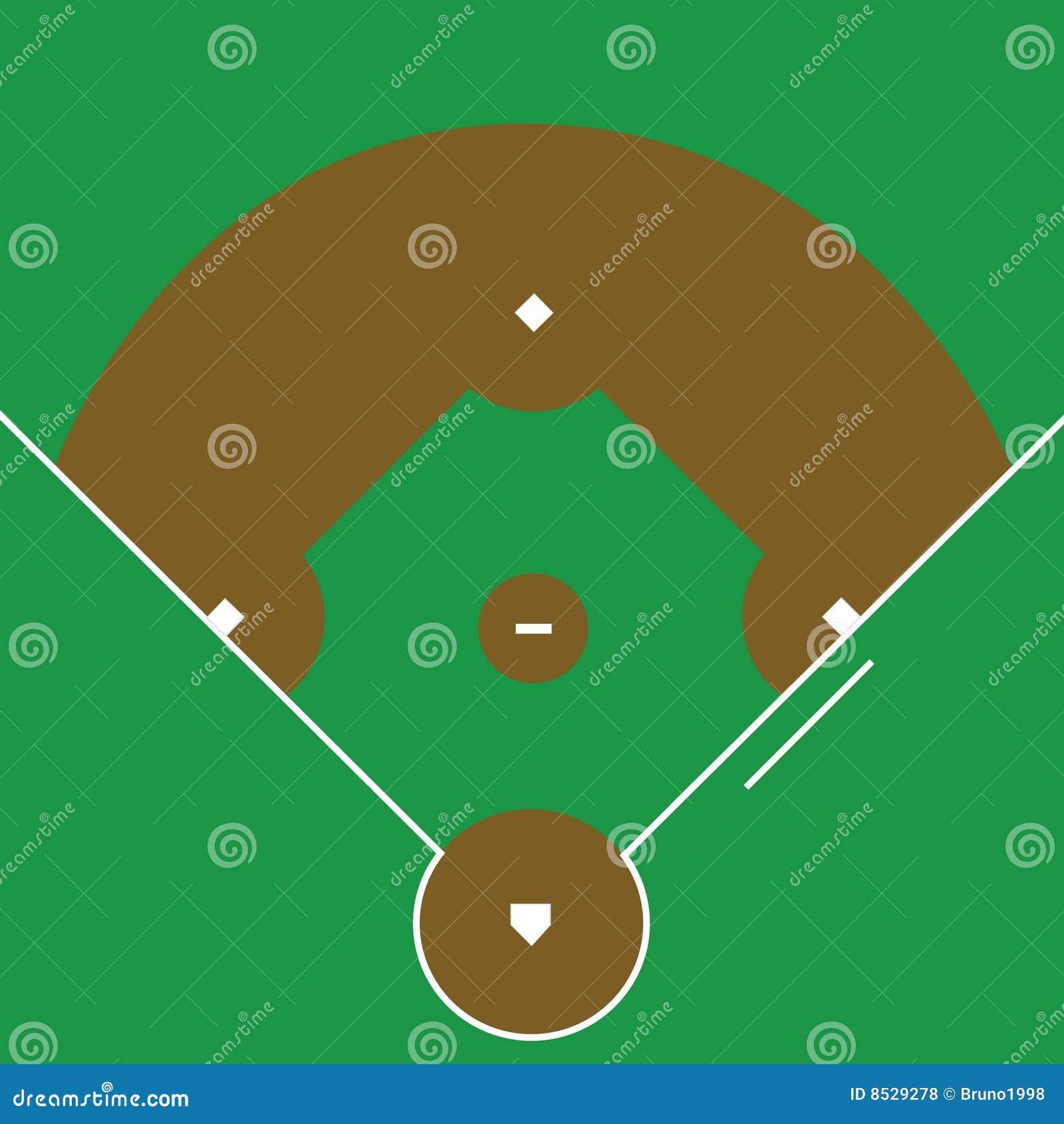 Diamante de béisbol