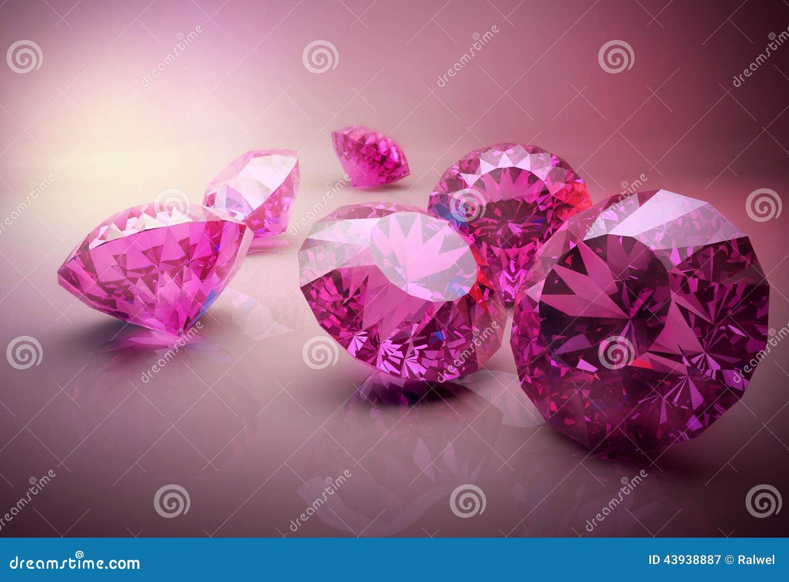 Diamanten 3d model