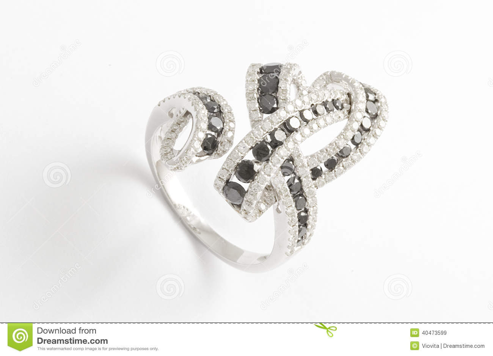 Diamanten ringer