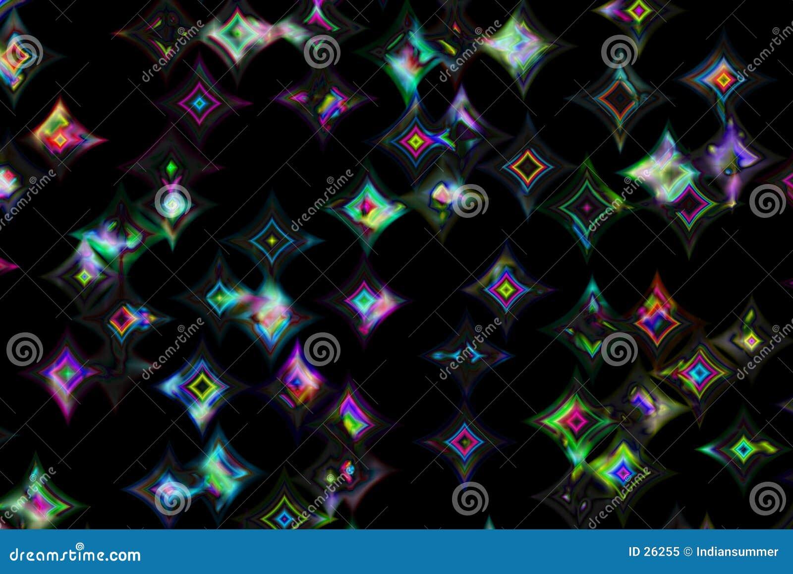 Download Diamantes brillantes II stock de ilustración. Ilustración de festival - 26255