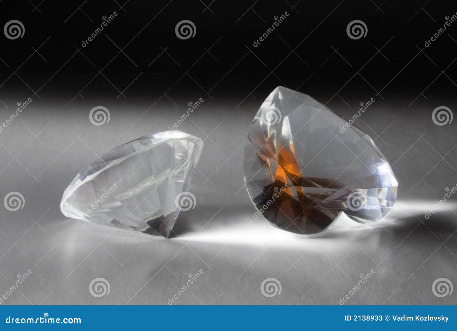 Diamantes grandes