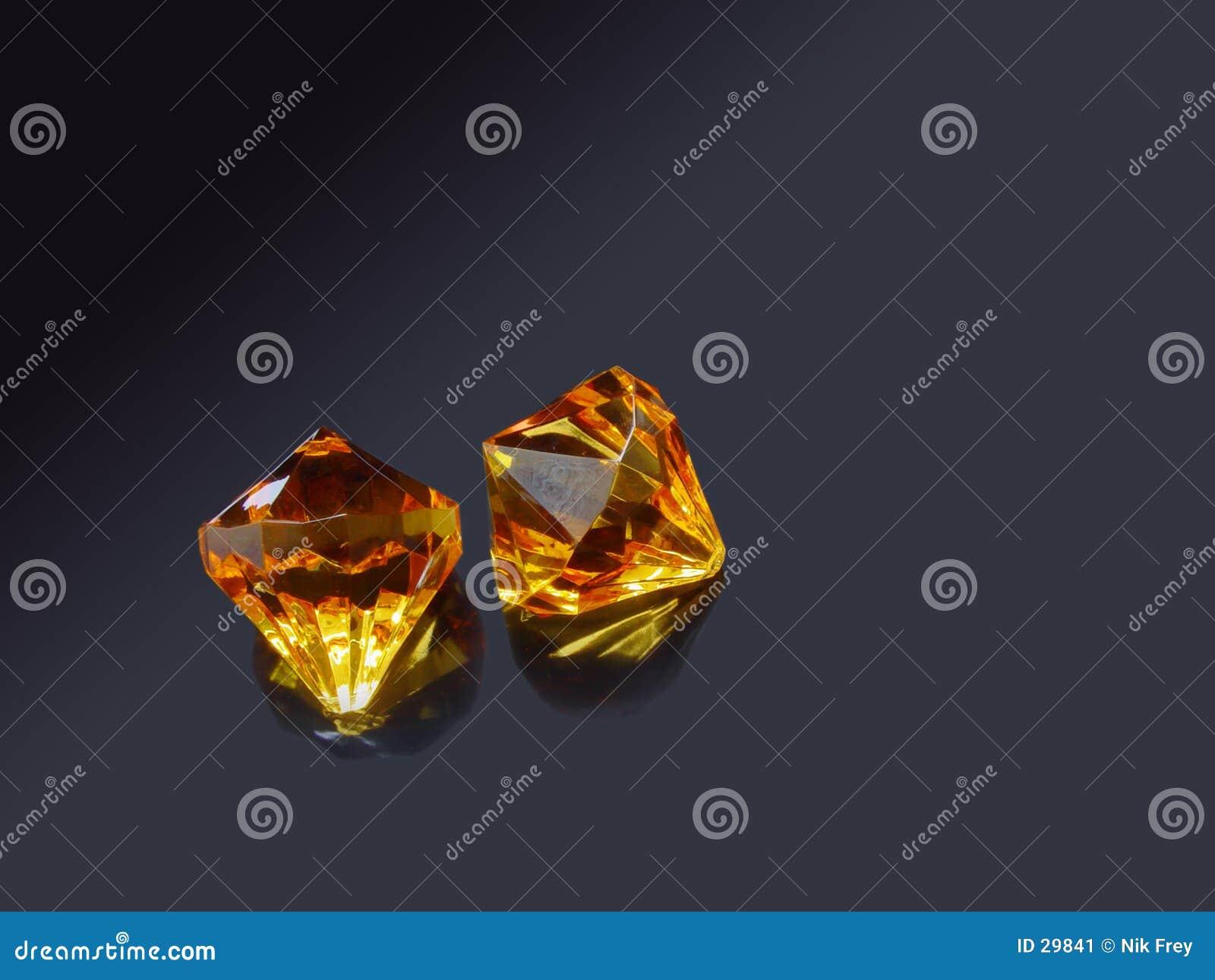 Diamantes? I